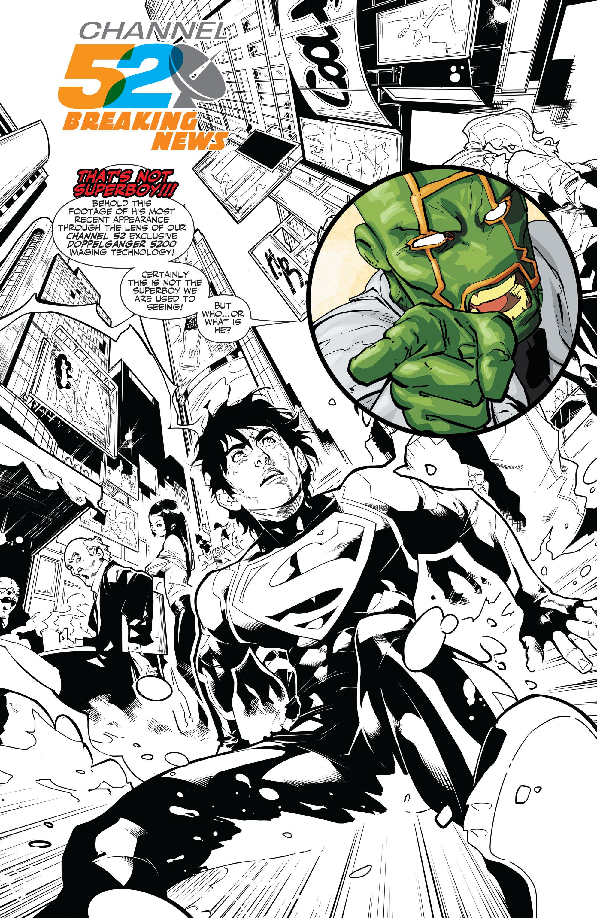 Read online Animal Man (2011) comic -  Issue #29 - 21