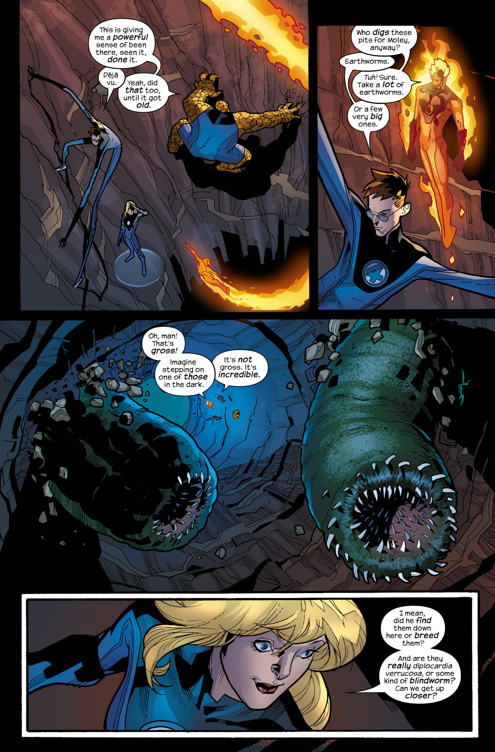 Read online Ultimate Fantastic Four (2004) comic -  Issue # _Annual 2 - 14