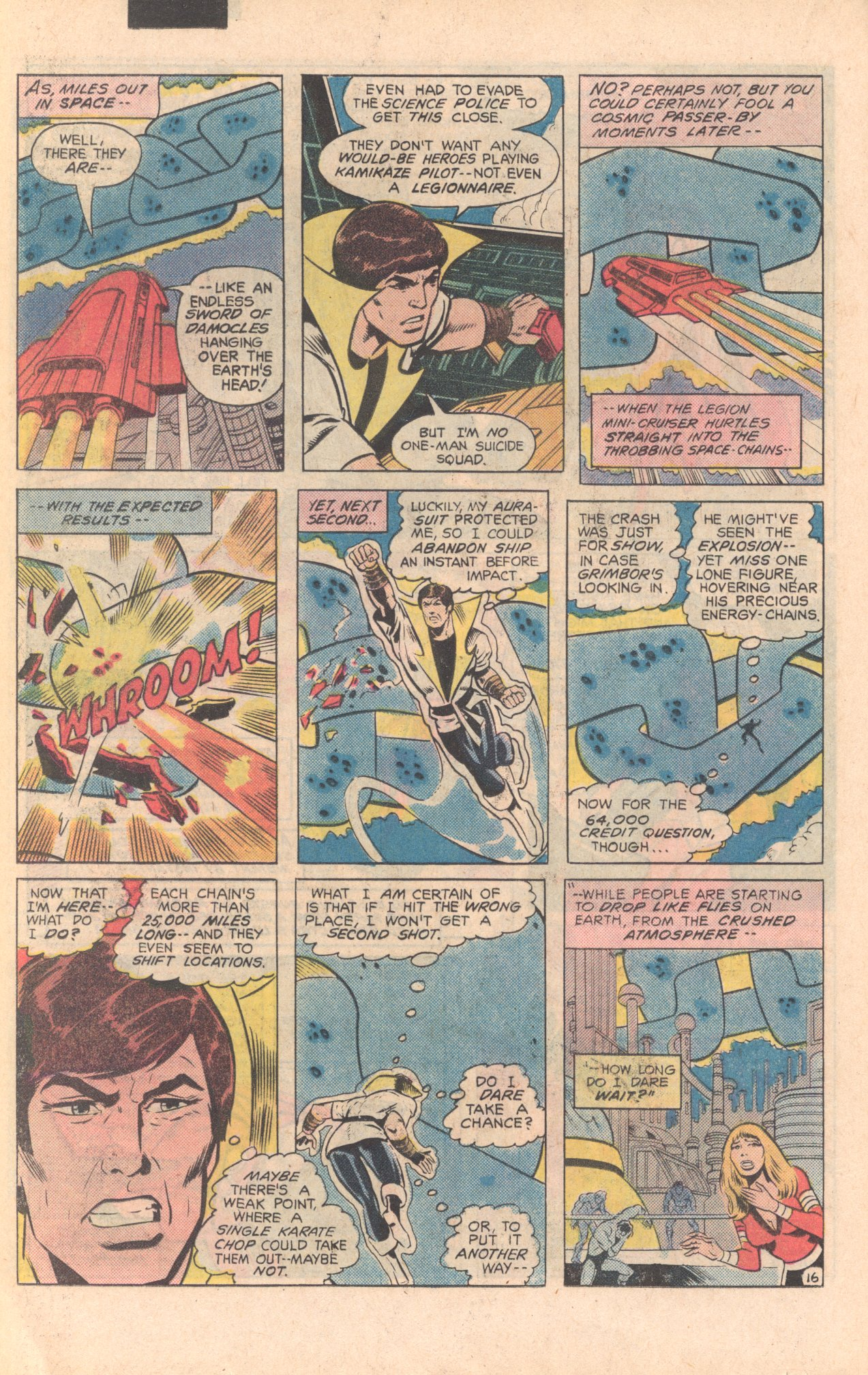 Legion of Super-Heroes (1980) 279 Page 16