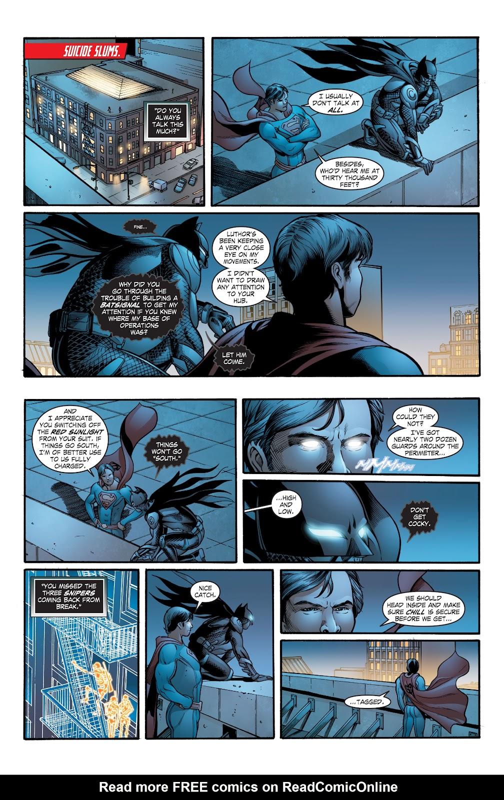 Read online Smallville Season 11 [II] comic -  Issue # TPB 2 - 63