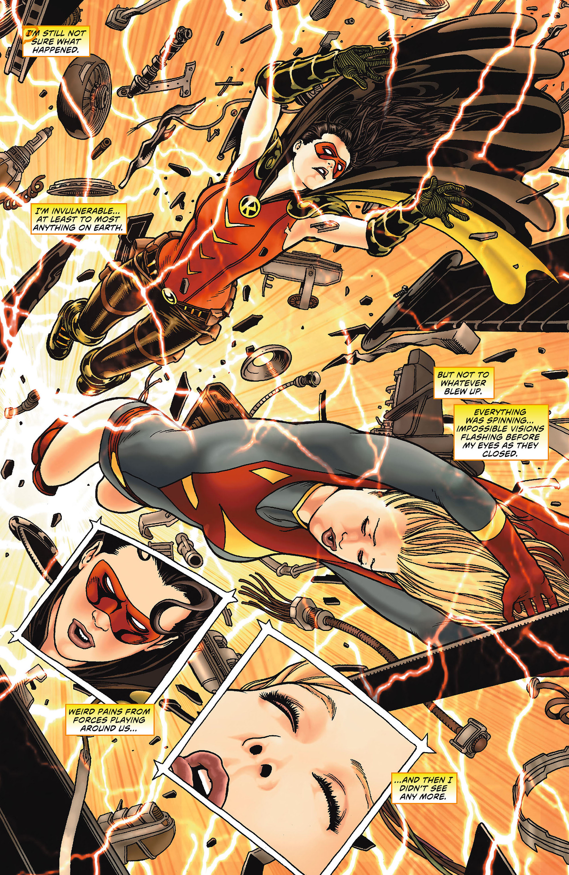 Read online Worlds' Finest comic -  Issue #1 - 11