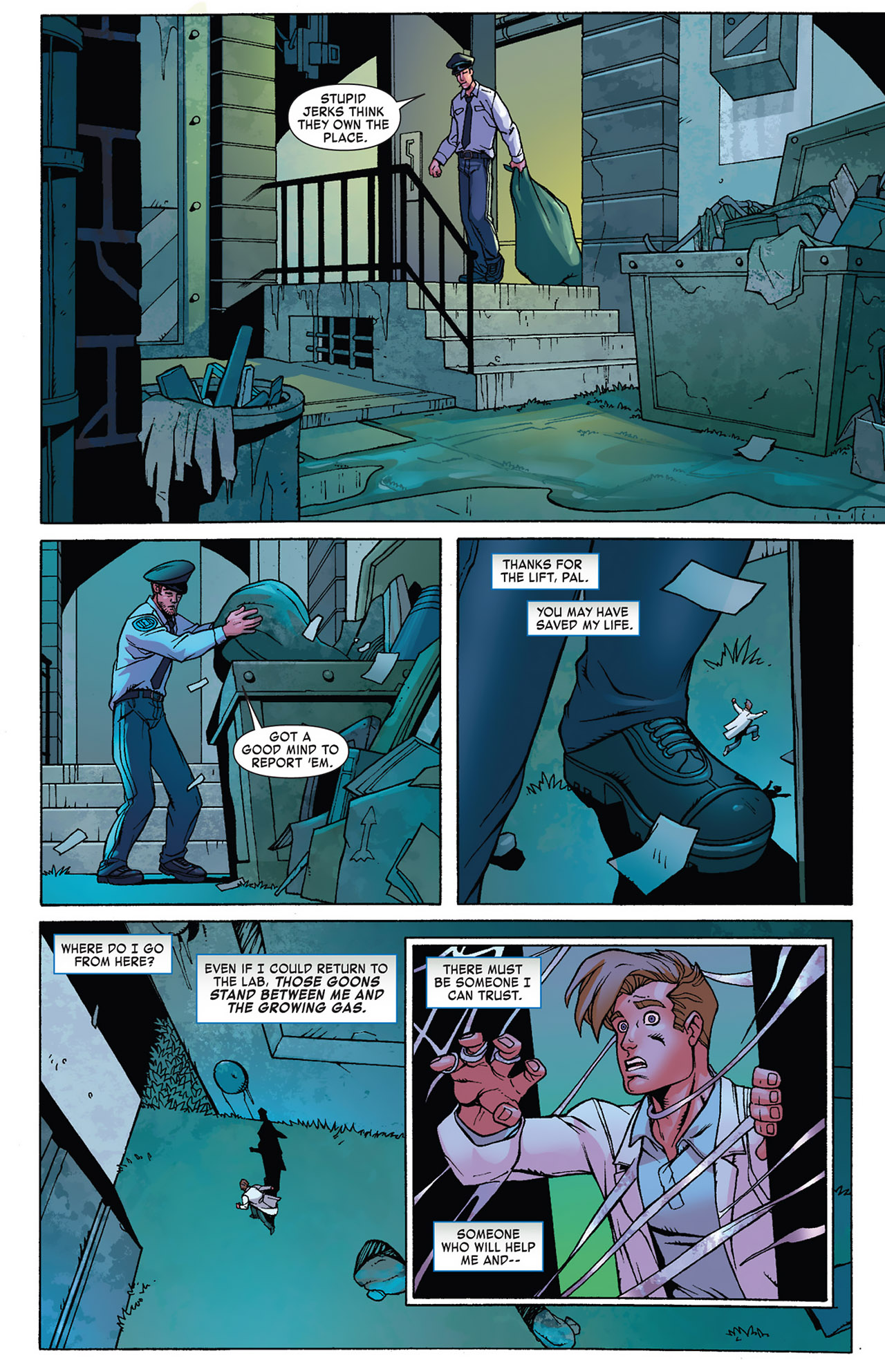 Read online Ant-Man: Season One comic -  Issue #Ant-Man: Season One Full - 19