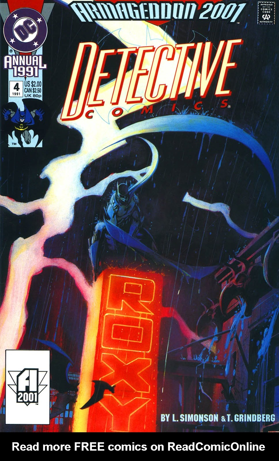 Detective Comics (1937) _Annual_4 Page 1