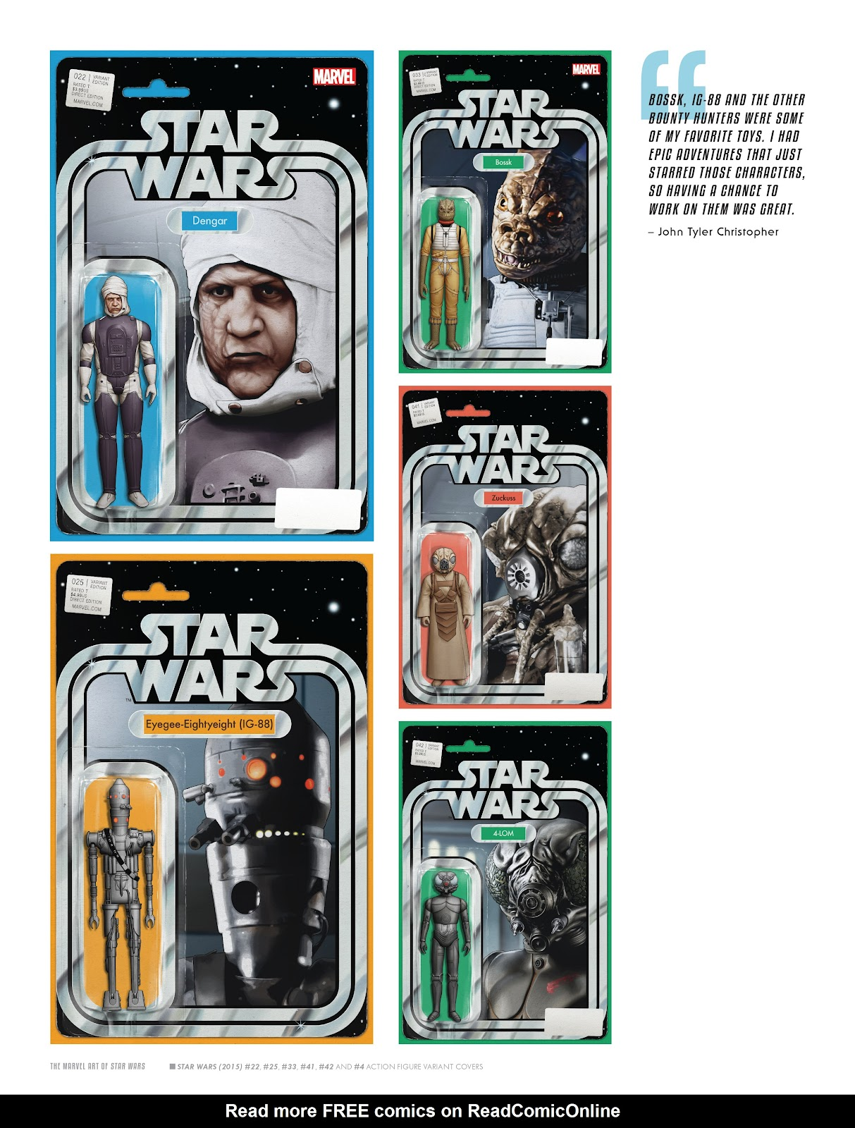 Read online The Marvel Art of Star Wars comic -  Issue # TPB (Part 2) - 92