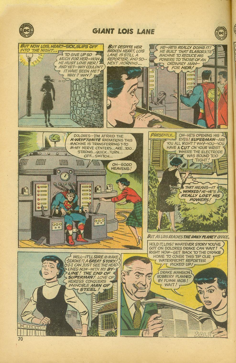 Read online 80 Page Giant comic -  Issue #3 - 72