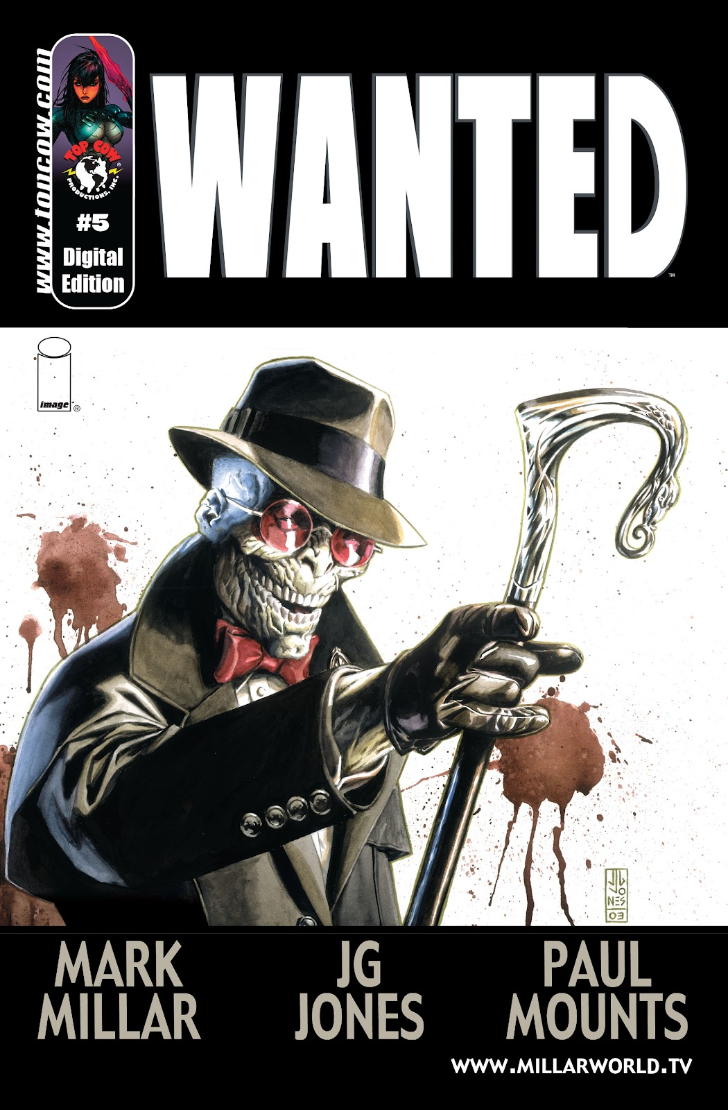 Wanted (2003) issue 5 - Page 1