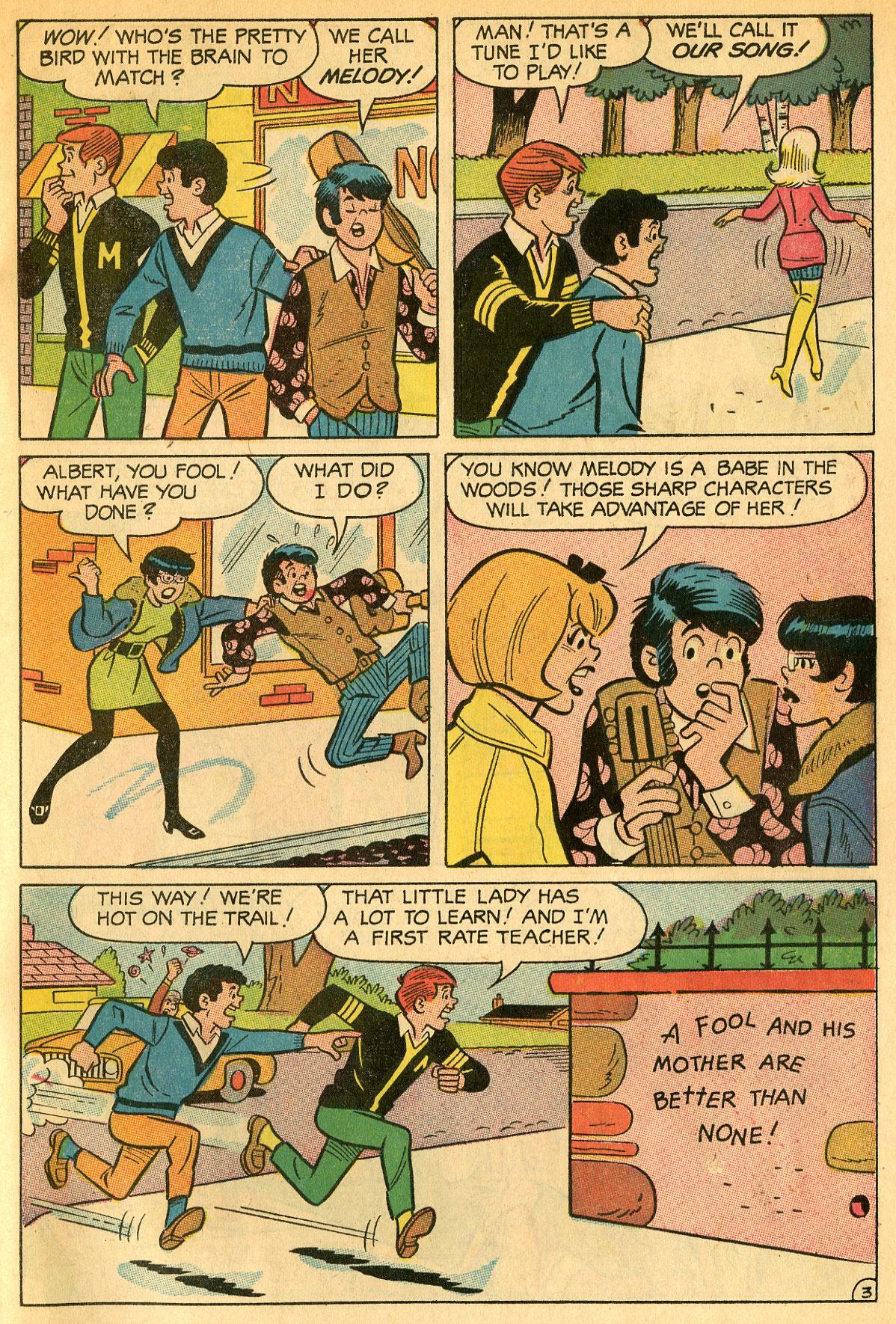 Read online She's Josie comic -  Issue #33 - 31