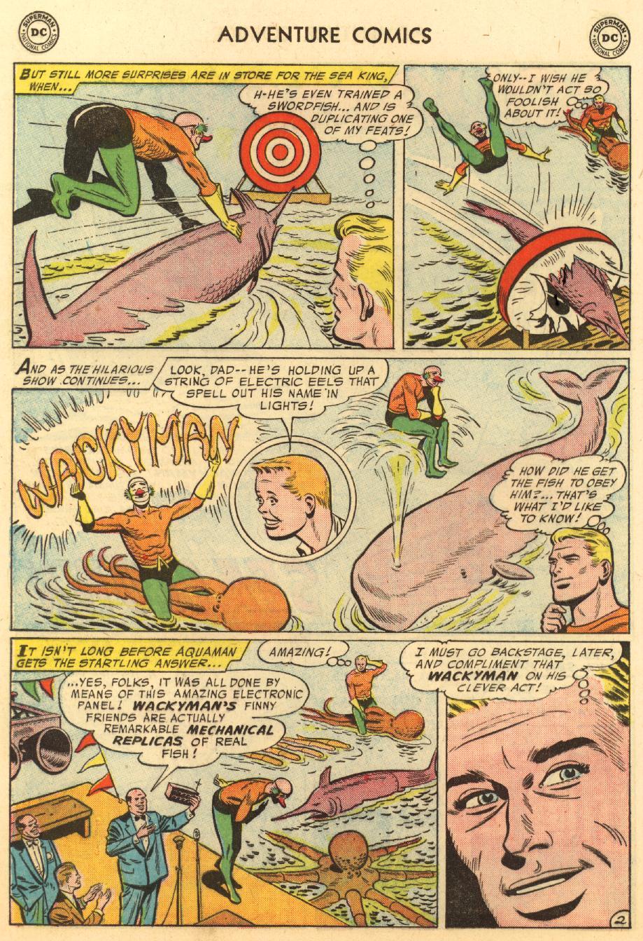 Read online Adventure Comics (1938) comic -  Issue #233 - 18