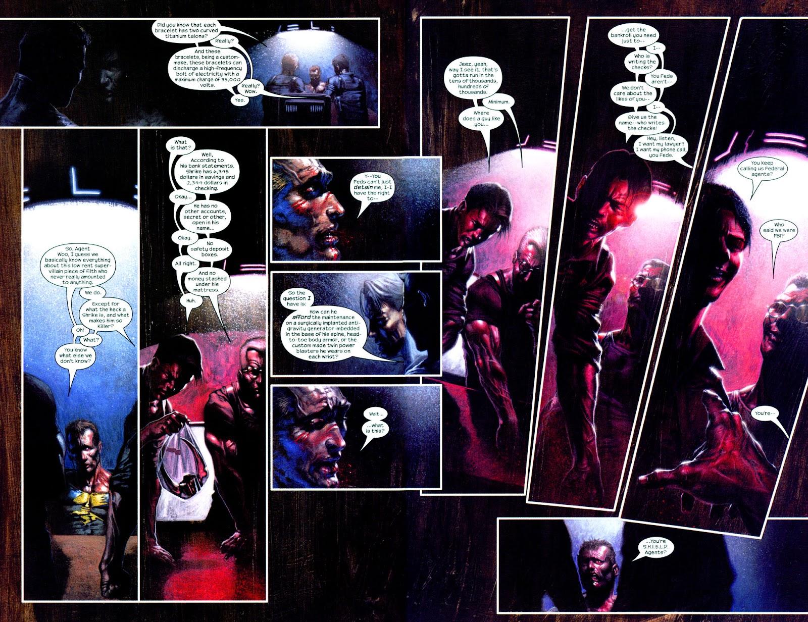 Read online Secret War comic -  Issue #1 - 12