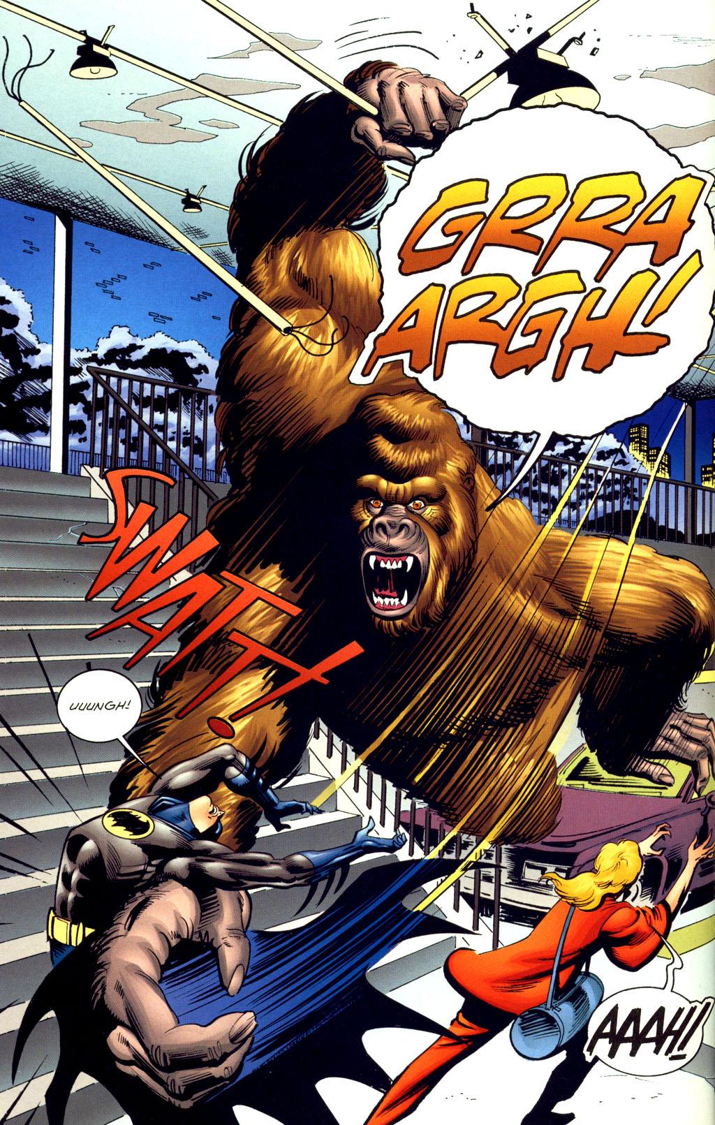 Read online Batman: Dreamland comic -  Issue # Full - 8