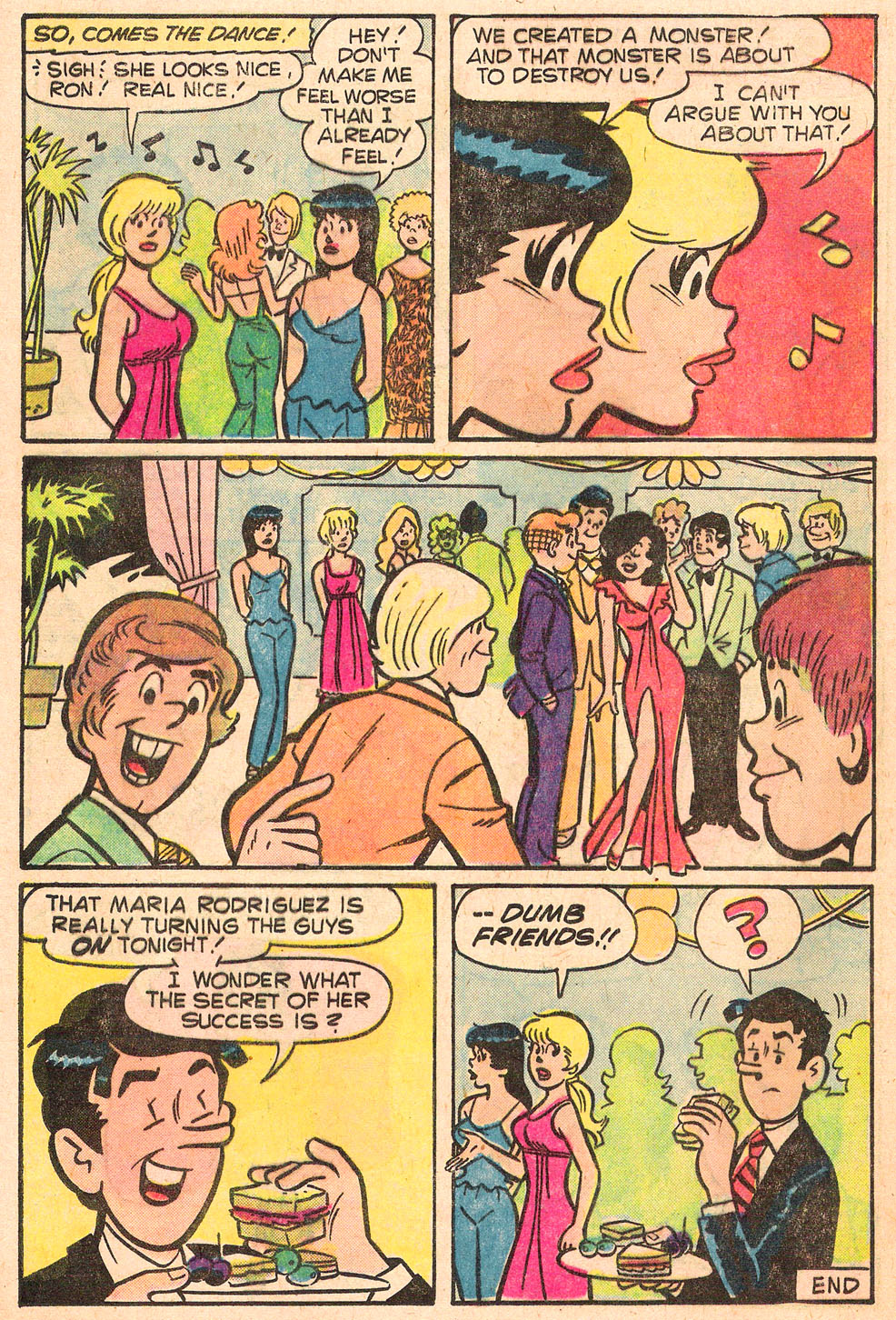 Read online Archie's Girls Betty and Veronica comic -  Issue #276 - 24