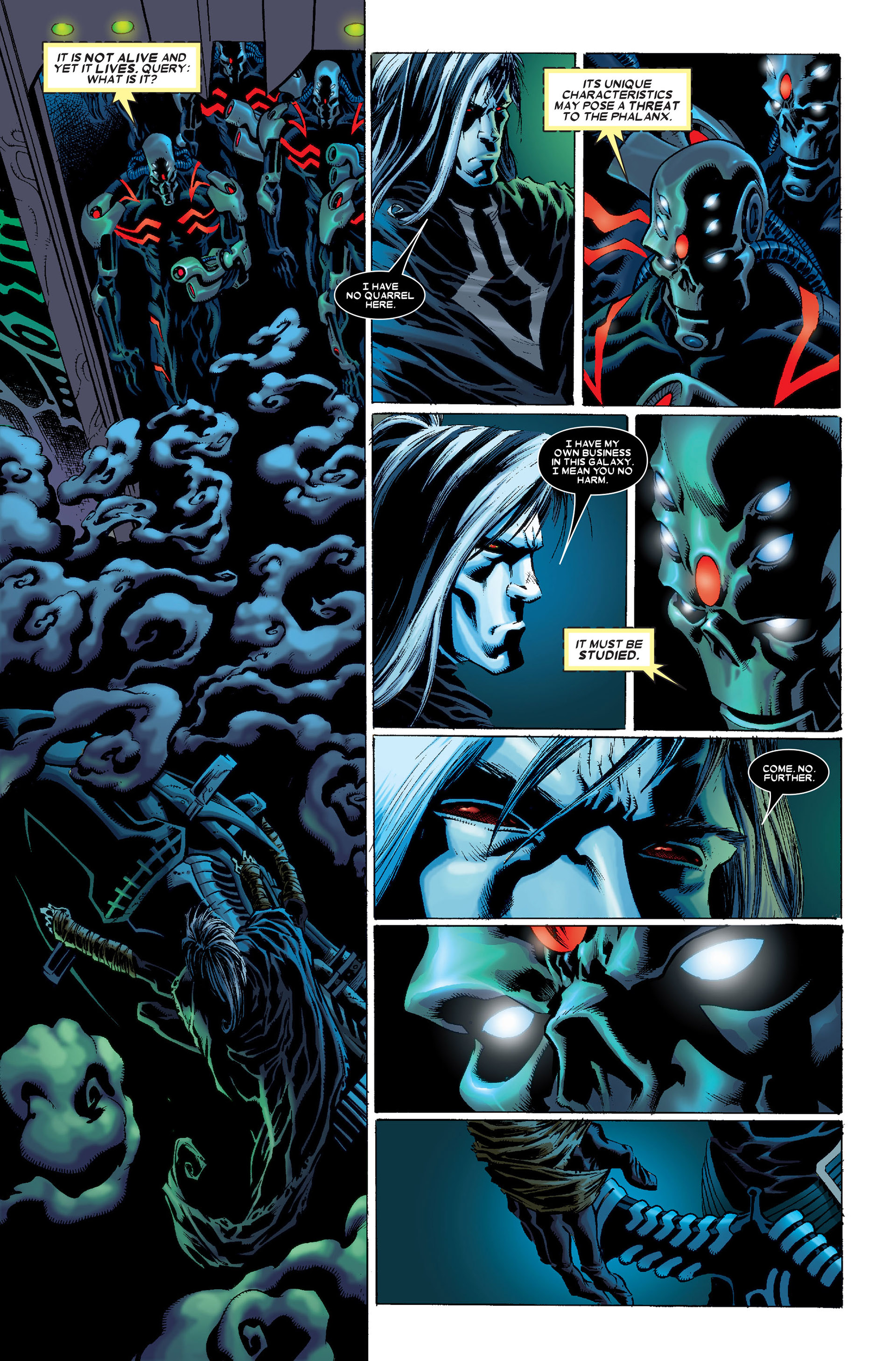 Read online Annihilation: Conquest - Wraith comic -  Issue #1 - 5