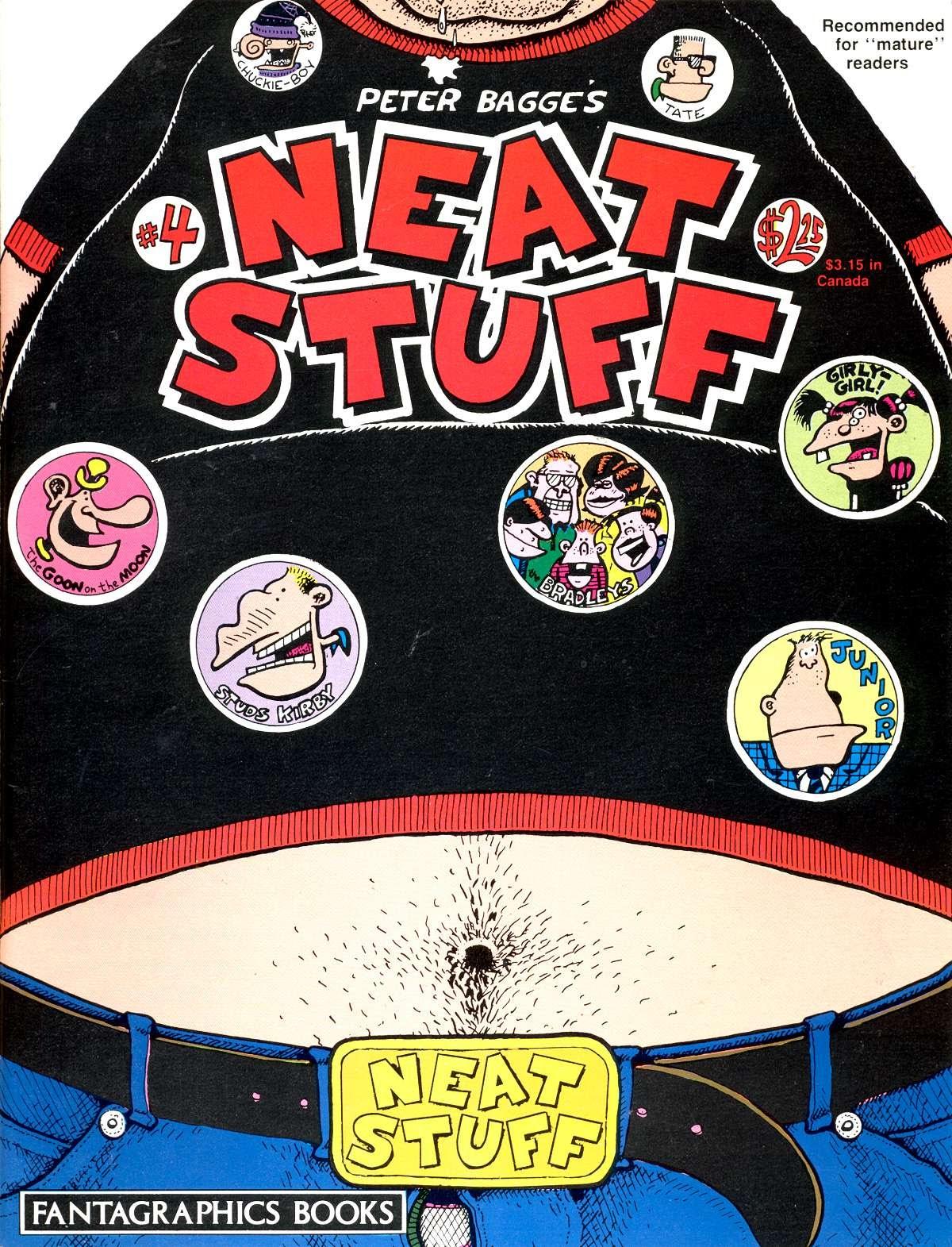 Read online Neat Stuff comic -  Issue #4 - 1