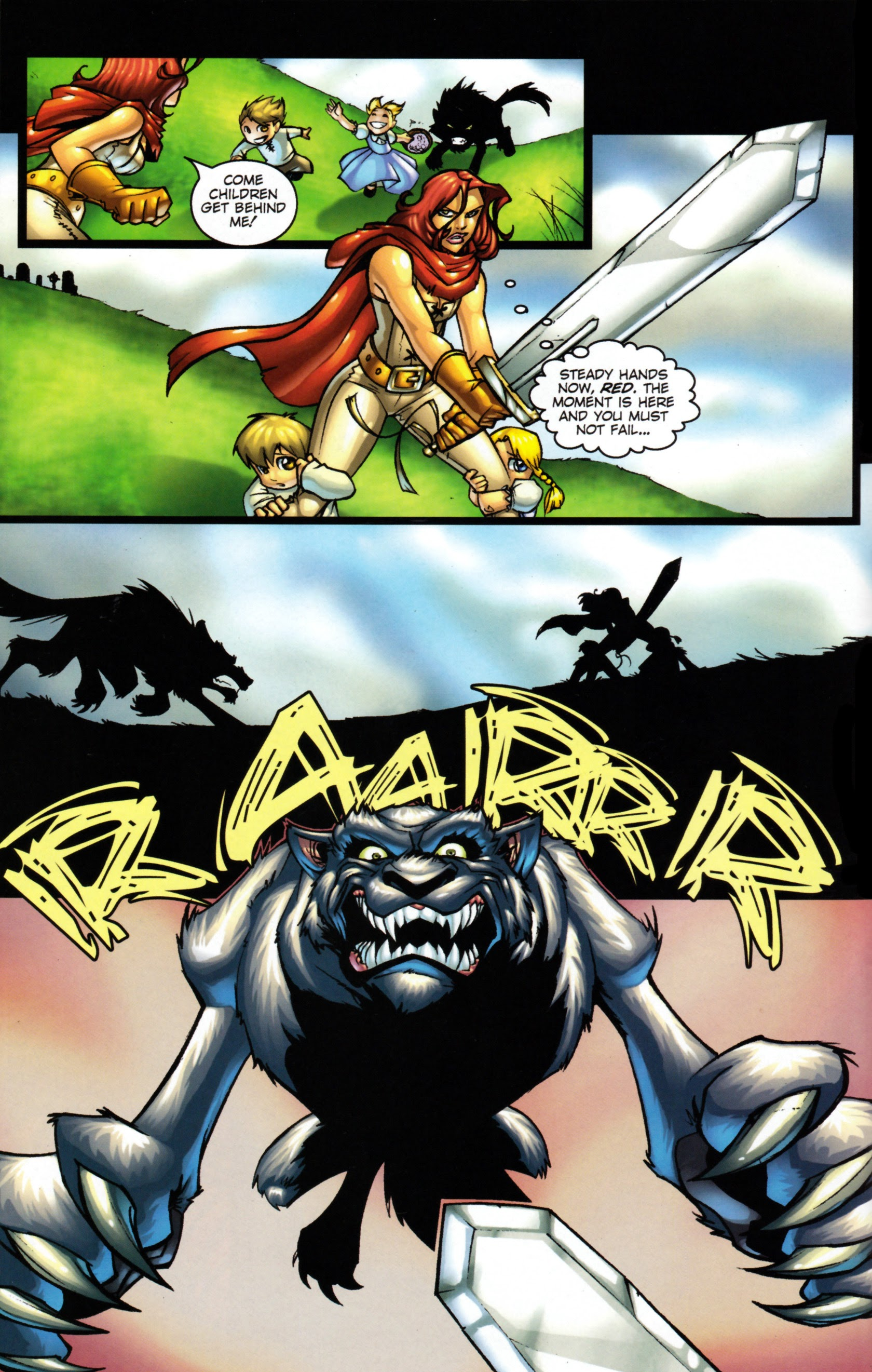 Read online Abiding Perdition comic -  Issue #3 - 5