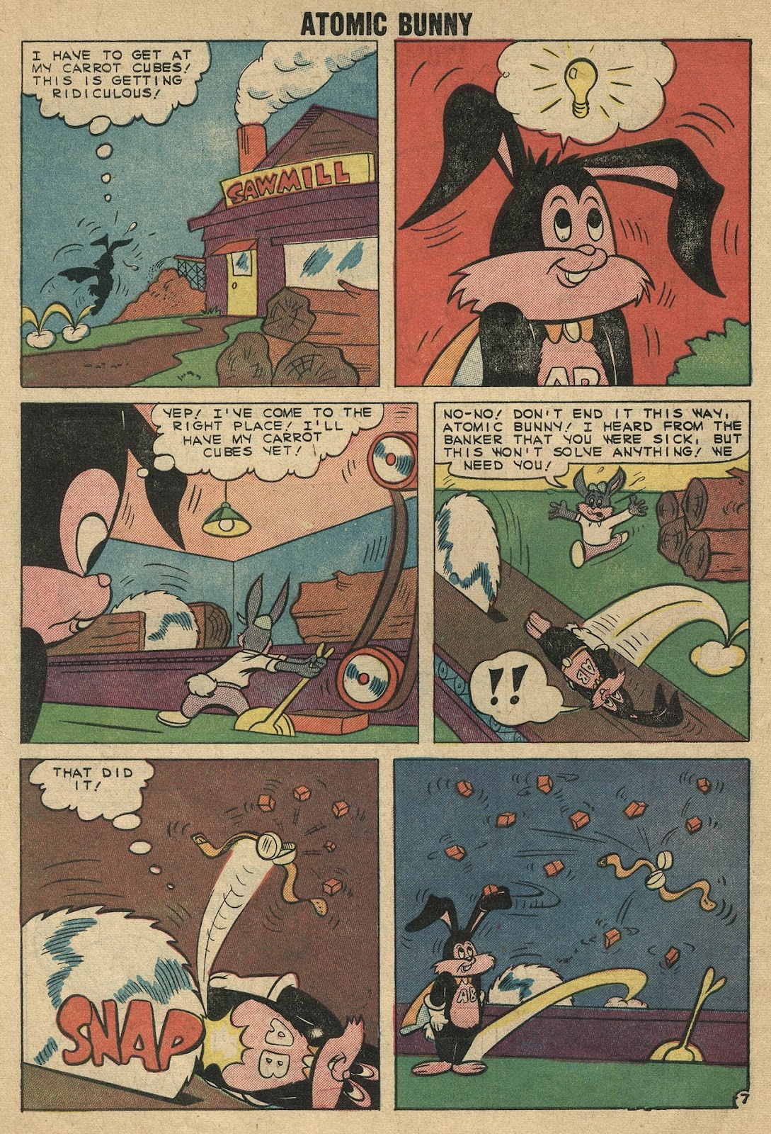 Atomic Bunny issue 18 - Page 10