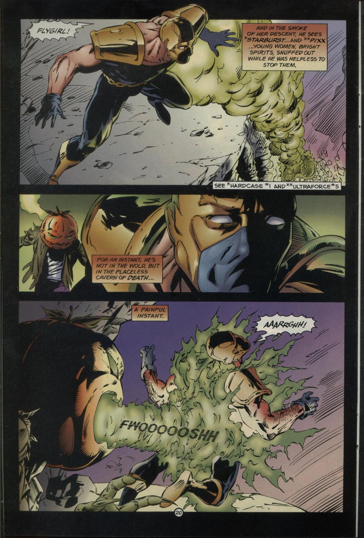 Read online Godwheel comic -  Issue #2 - 23
