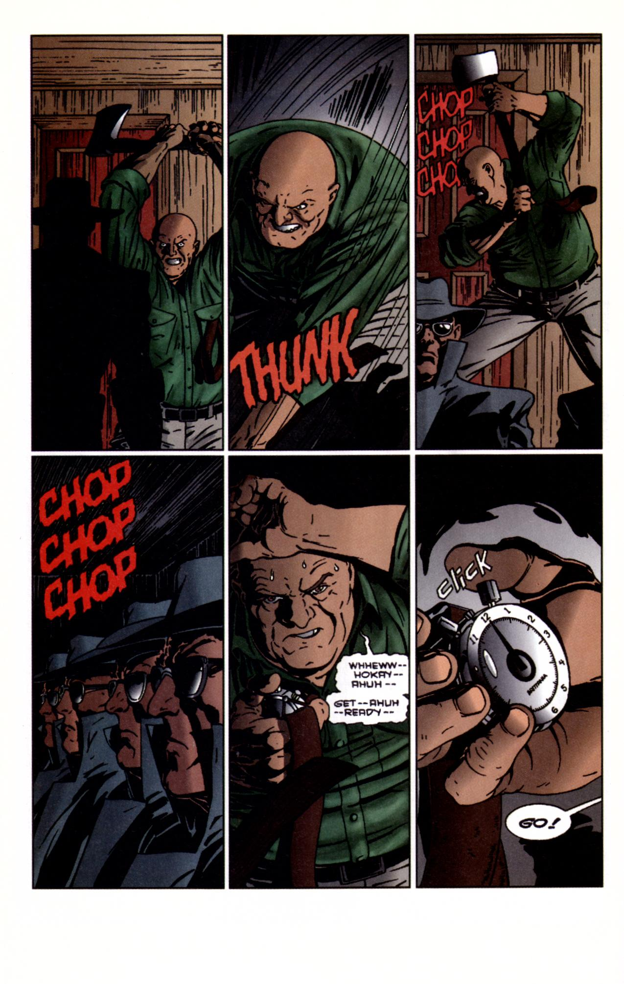 Barb Wire (1994) issue 4 - Page 13