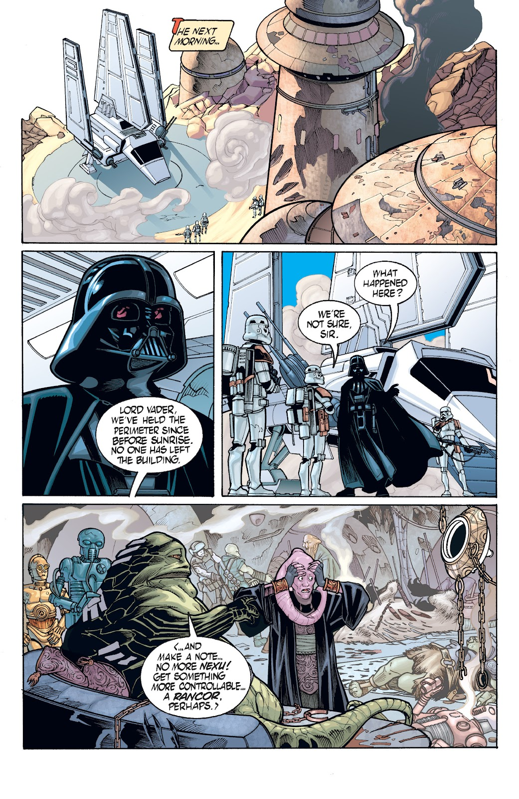 Read online Star Wars Legends: Infinities - Epic Collection comic -  Issue # TPB (Part 2) - 65
