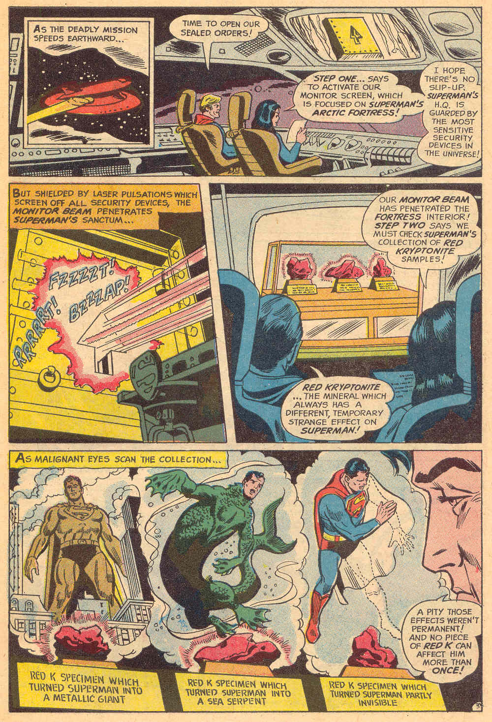 Read online Action Comics (1938) comic -  Issue #380 - 5