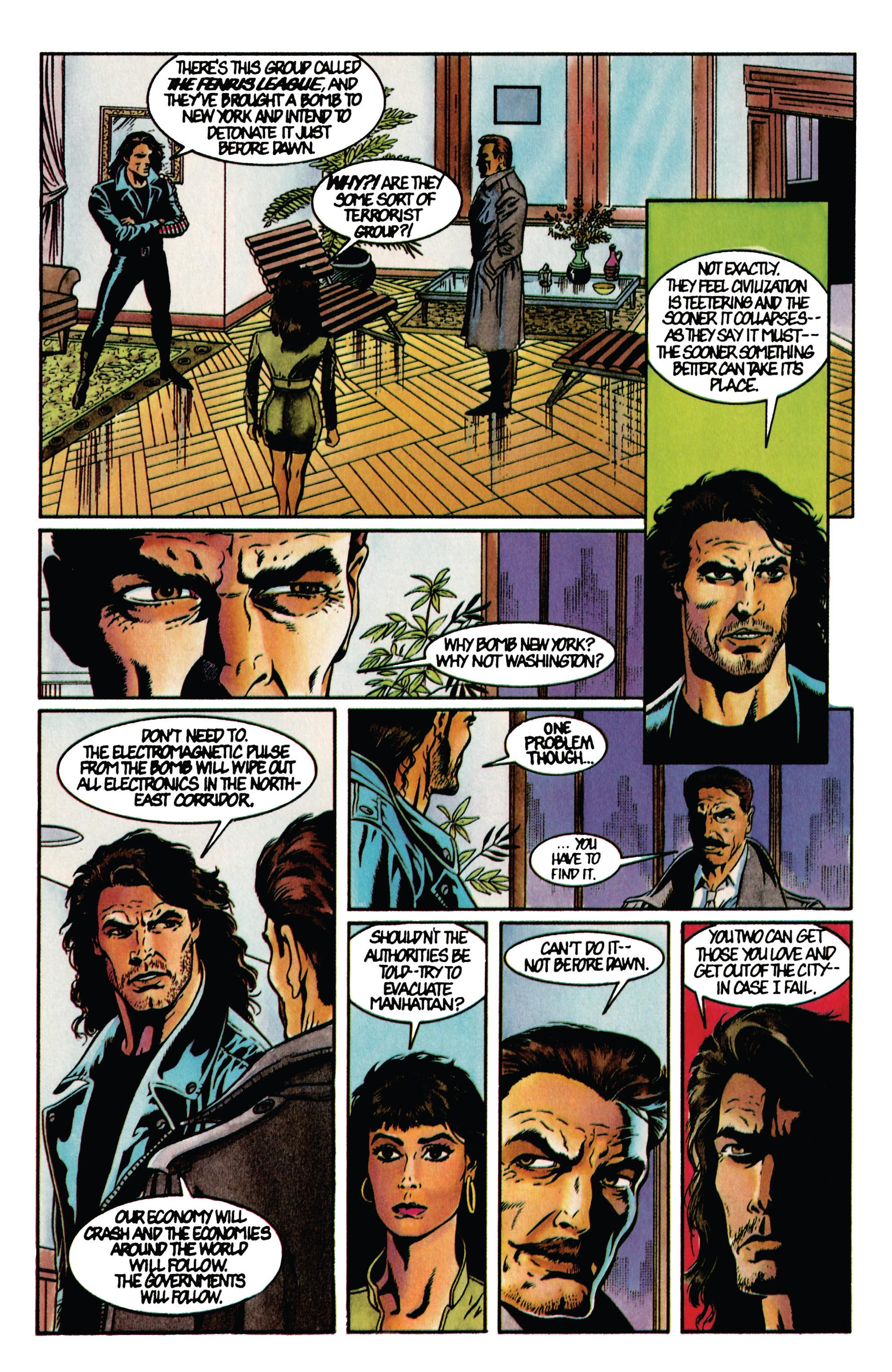 Read online Eternal Warrior (1992) comic -  Issue #36 - 11