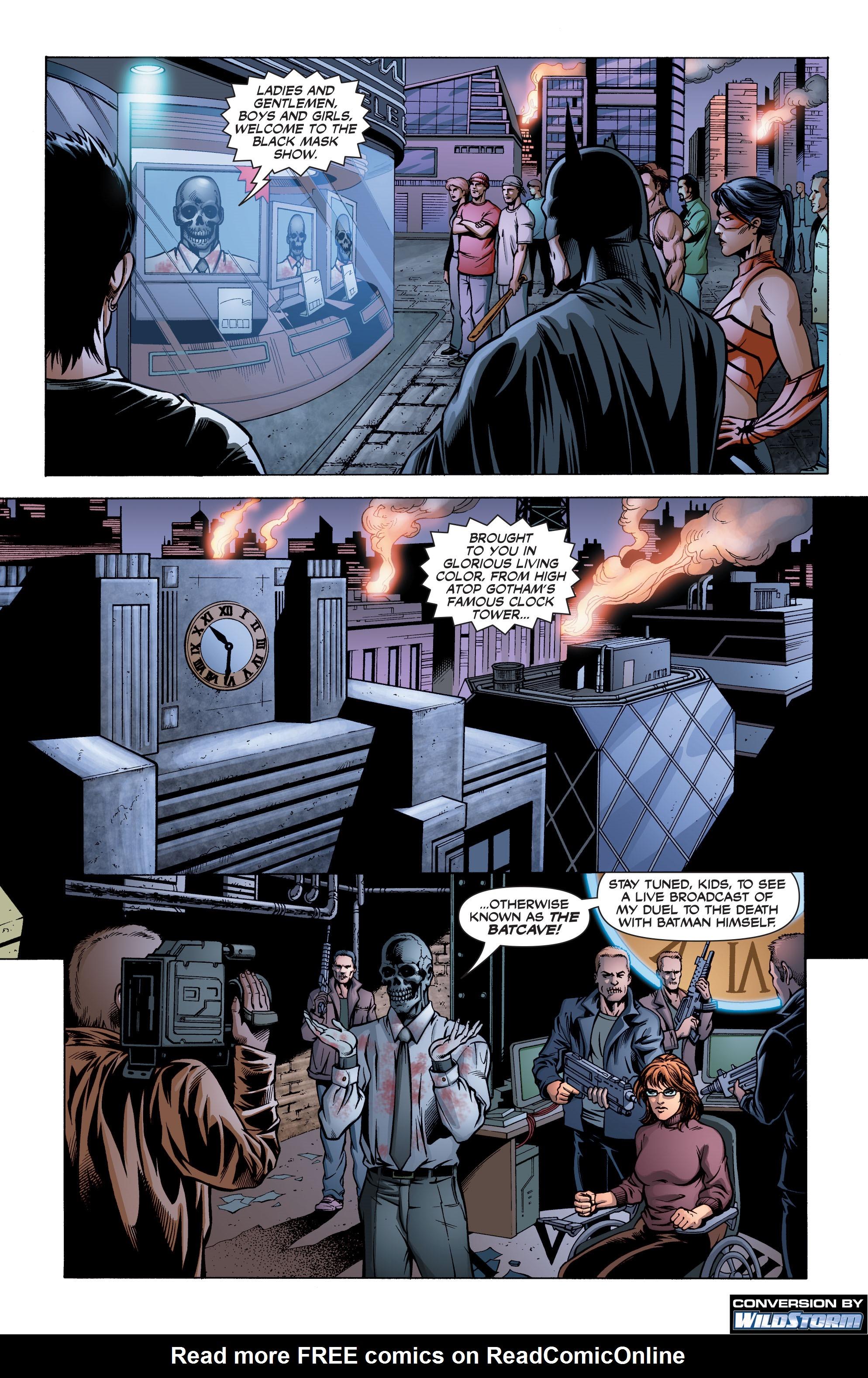 Batman (1940) 633 Page 2