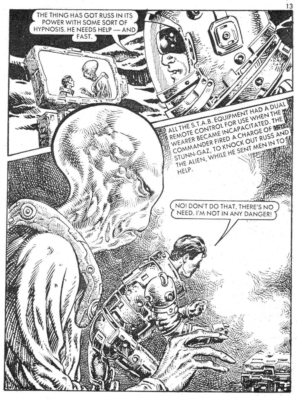 Starblazer issue 87 - Page 13