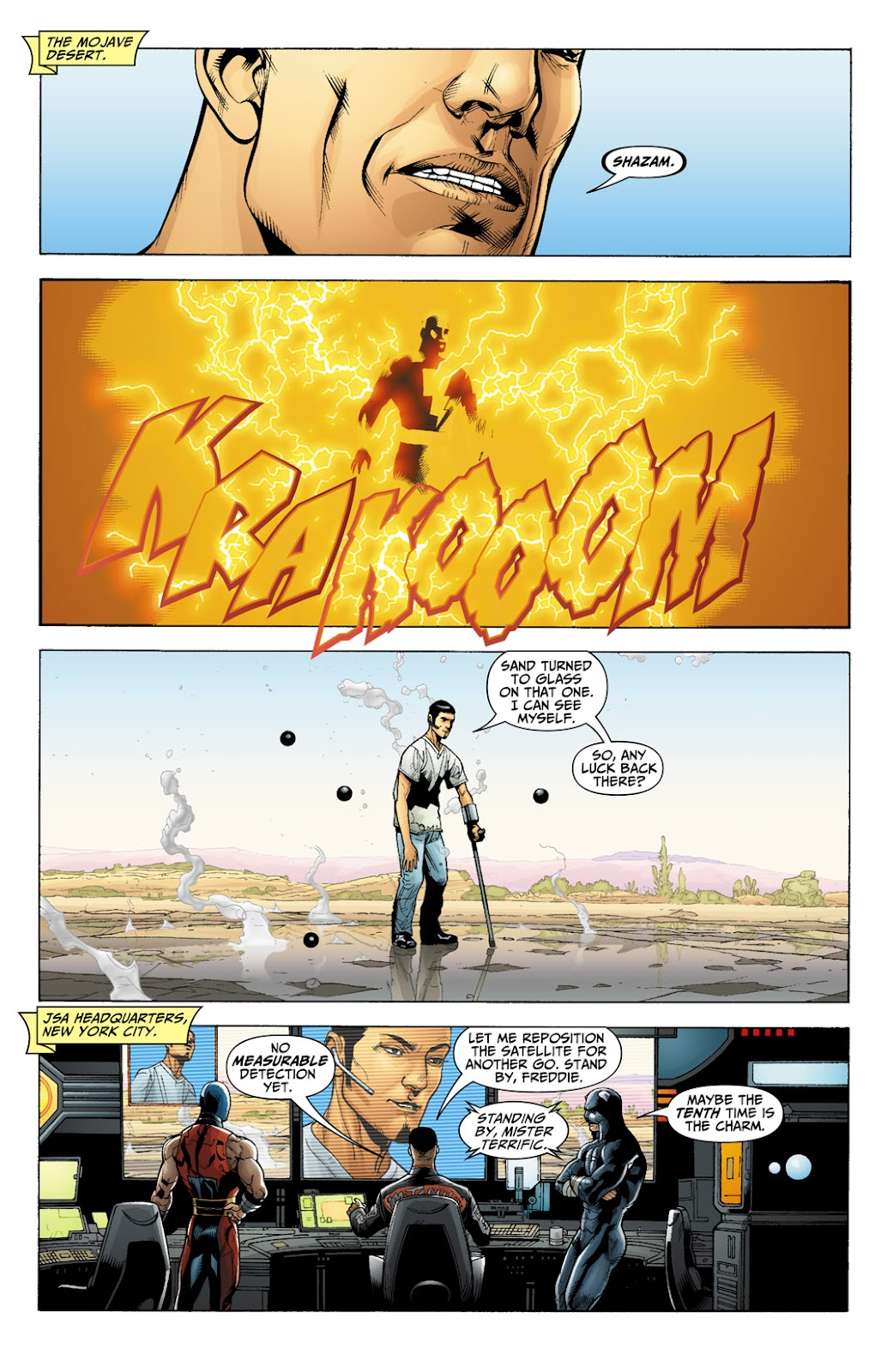 Black Adam: The Dark Age issue 2 - Page 7