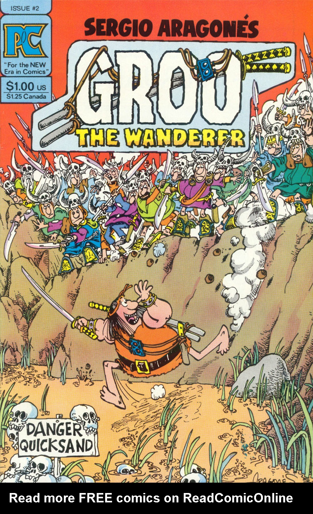 Groo the Wanderer 2 Page 1