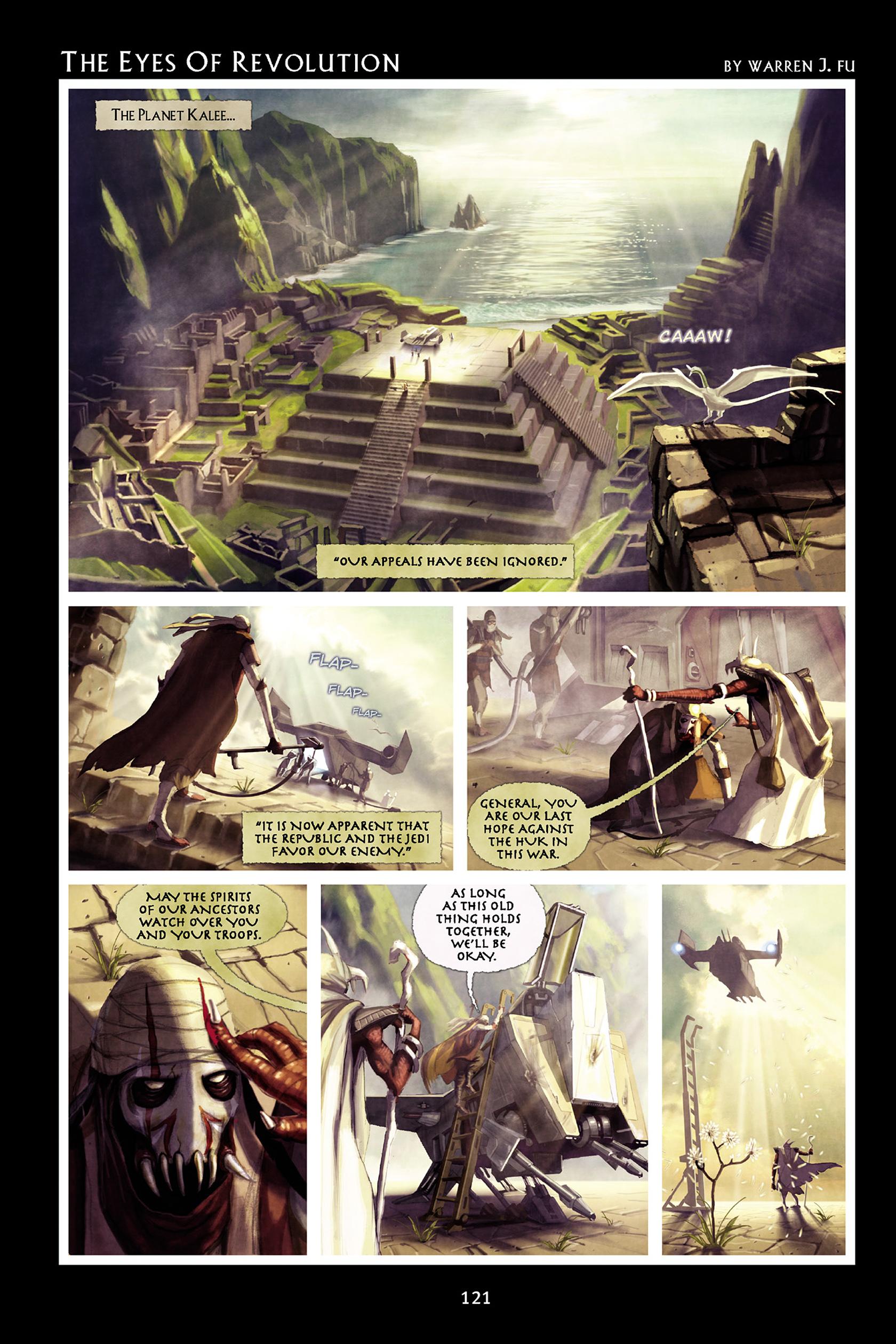 Read online Star Wars Omnibus comic -  Issue # Vol. 30 - 119
