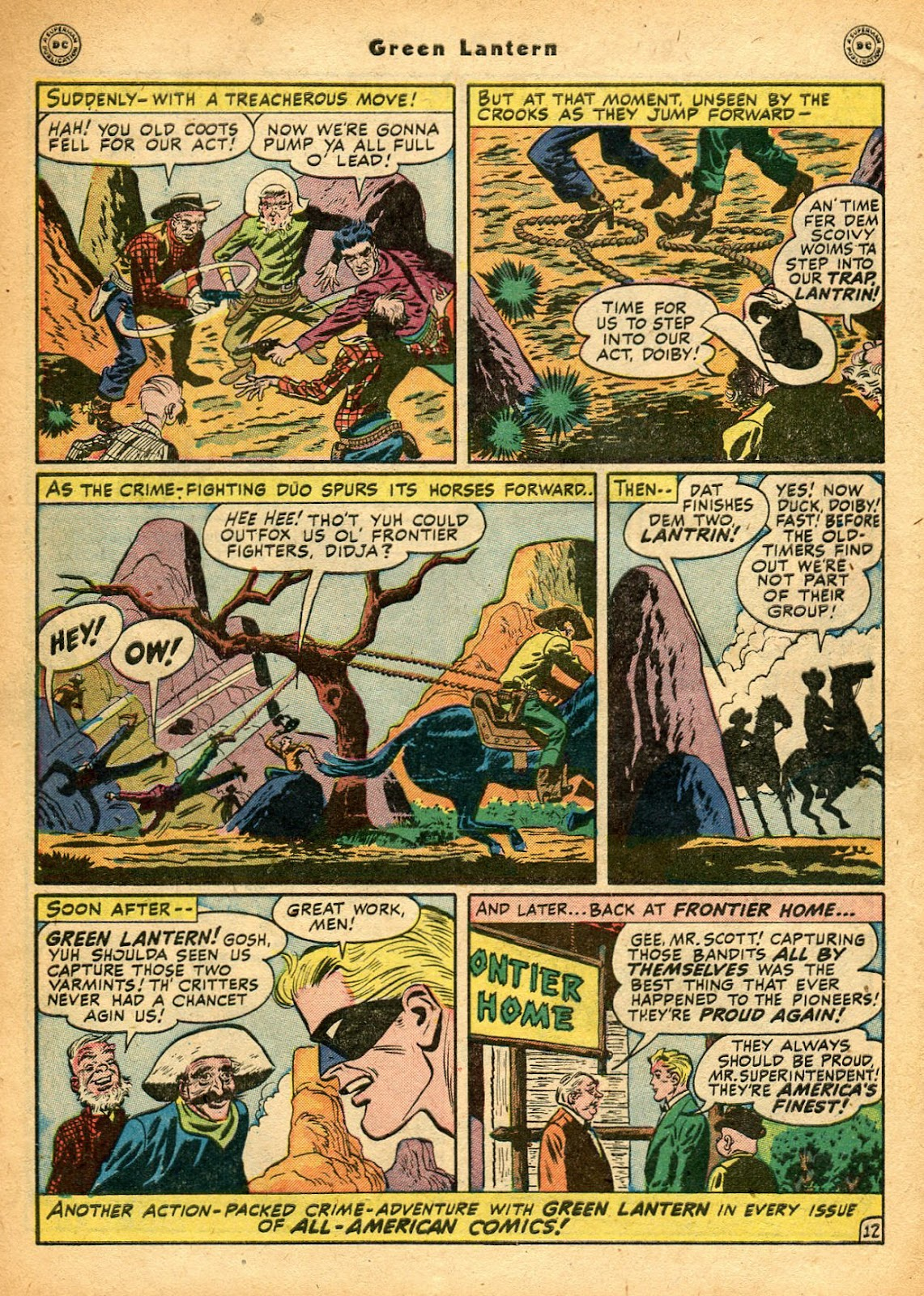Green Lantern (1941) Issue #33 #33 - English 15