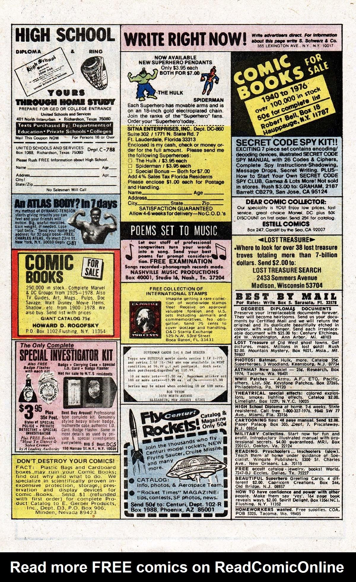Read online Sgt. Rock comic -  Issue #331 - 30