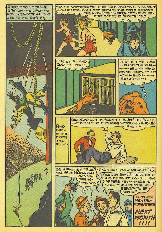 Read online Amazing Man Comics comic -  Issue #19 - 30