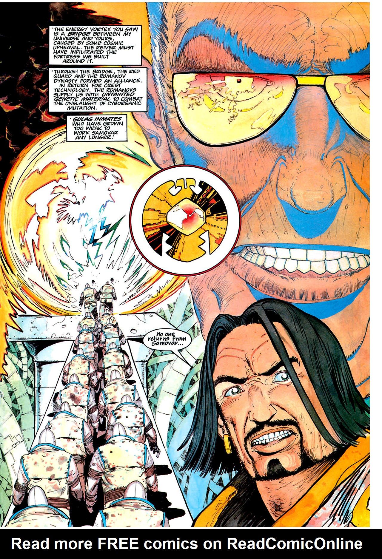 Read online Nikolai Dante comic -  Issue # TPB 1 - 169