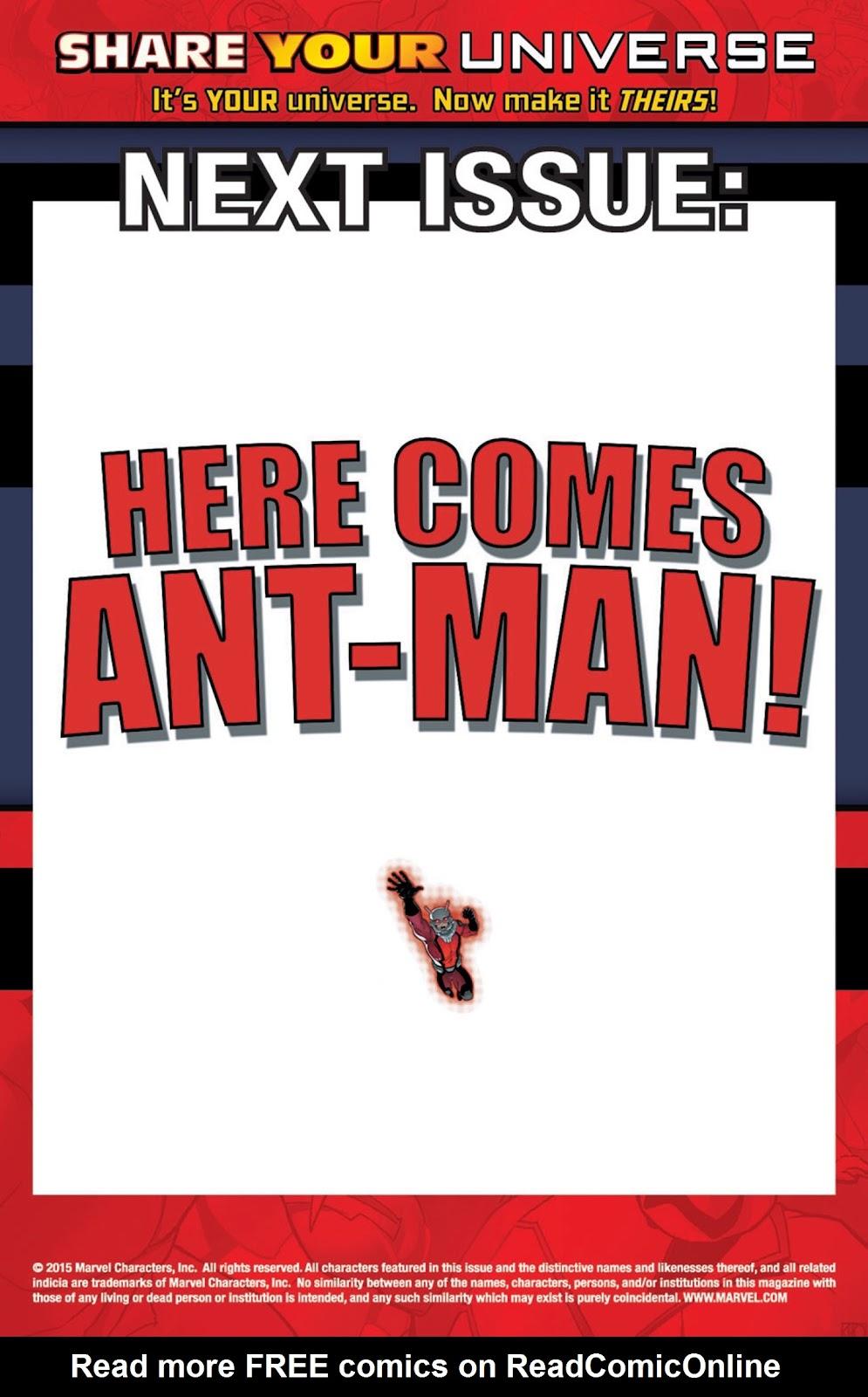 Read online Marvel Universe Avengers Assemble Season 2 comic -  Issue #8 - 30