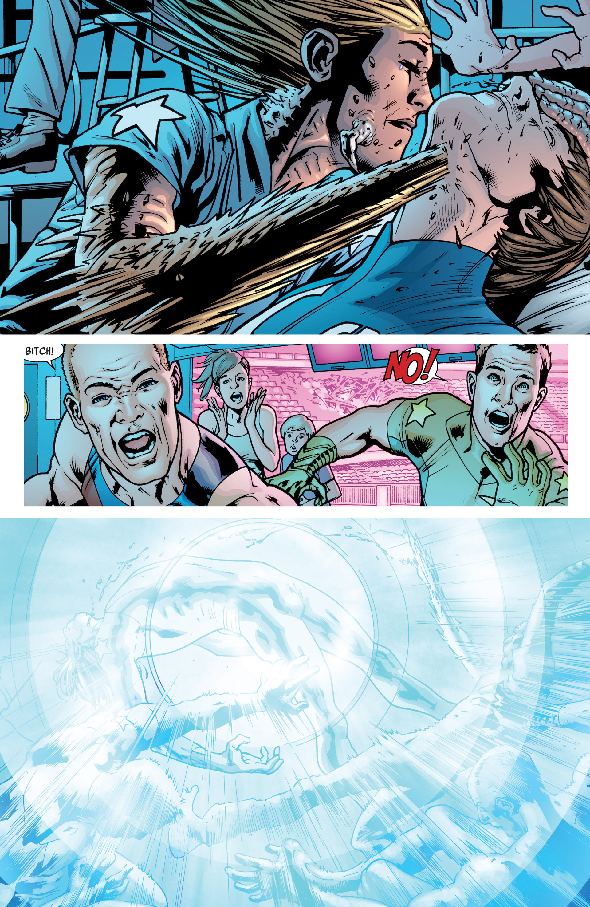 Read online America's Got Powers comic -  Issue #6 - 14