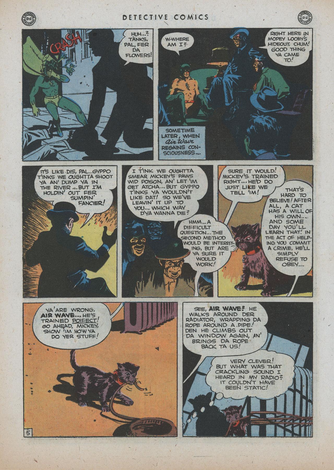 Read online Detective Comics (1937) comic -  Issue #89 - 26