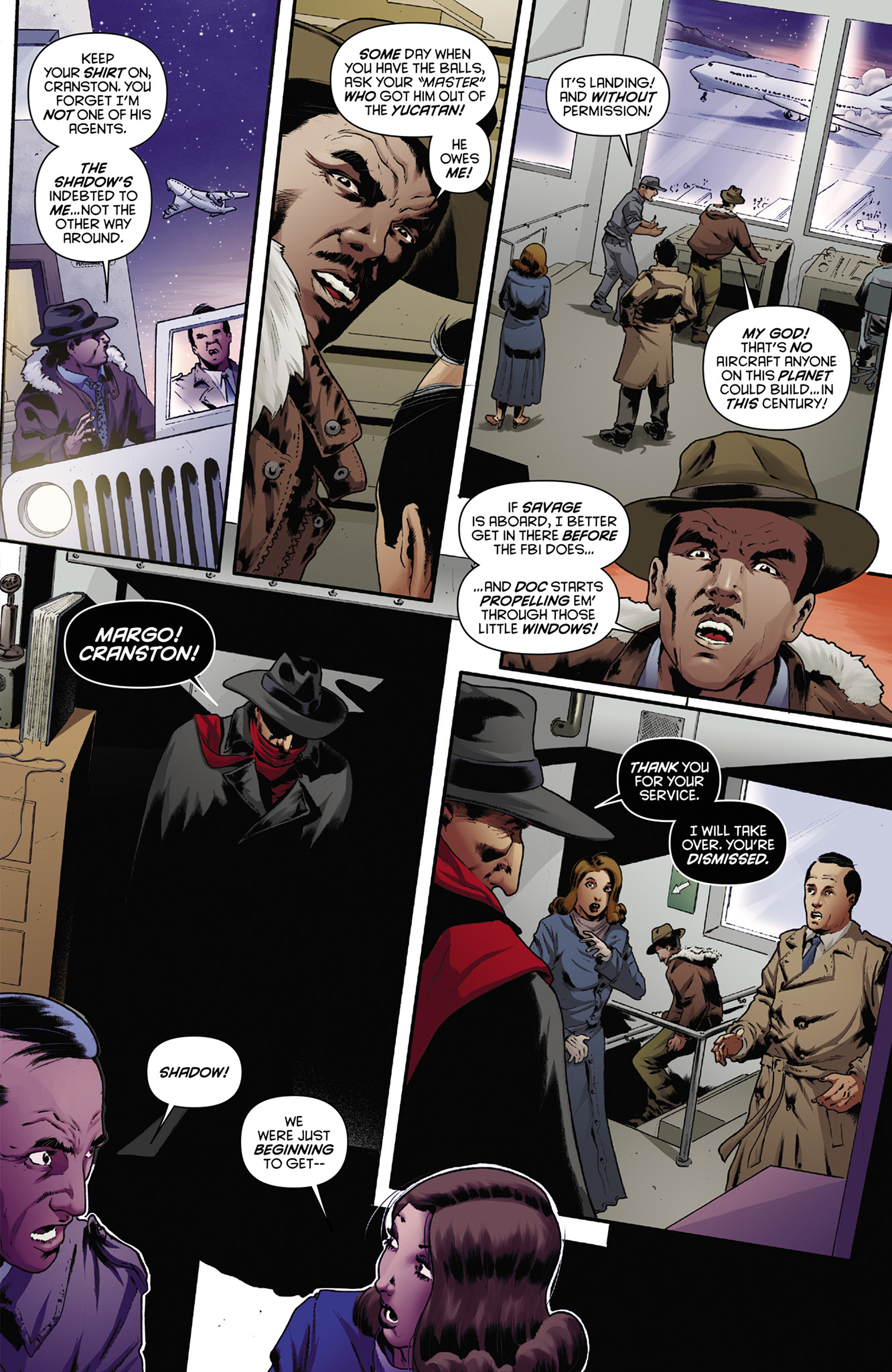 Read online Justice, Inc. comic -  Issue #1 - 22