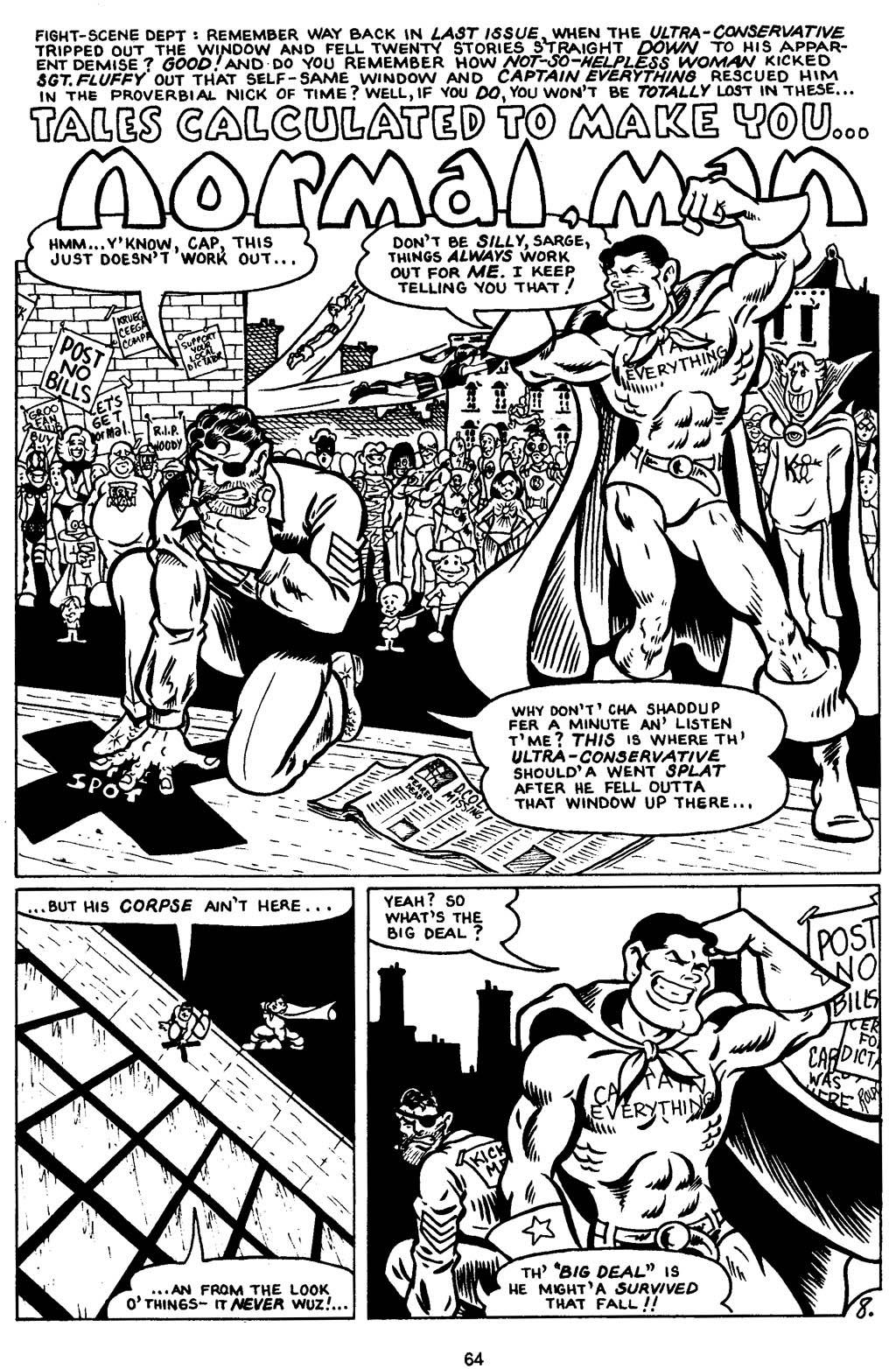 Read online Normalman - The Novel comic -  Issue # TPB (Part 1) - 68