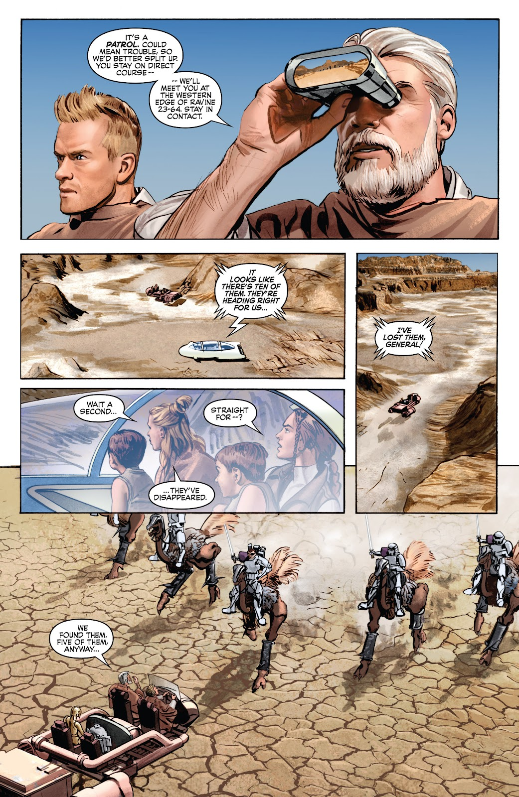 Read online Star Wars Legends: Infinities - Epic Collection comic -  Issue # TPB (Part 4) - 72