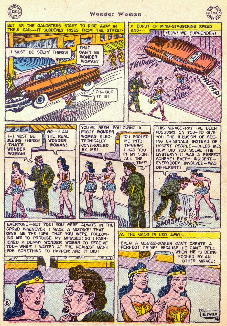 Read online Wonder Woman (1942) comic -  Issue #76 - 32