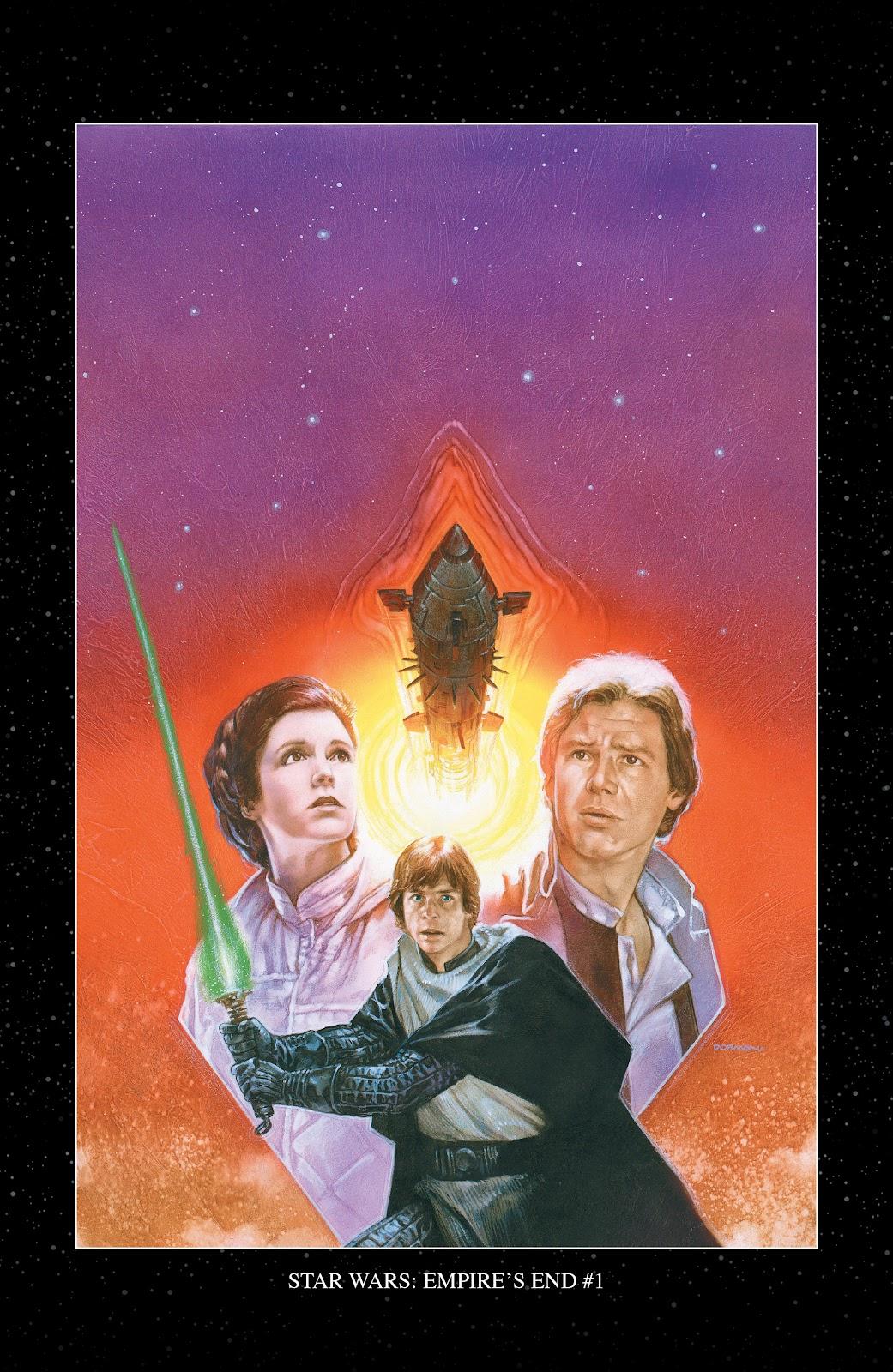 Read online Star Wars: Dark Empire Trilogy comic -  Issue # TPB (Part 4) - 8