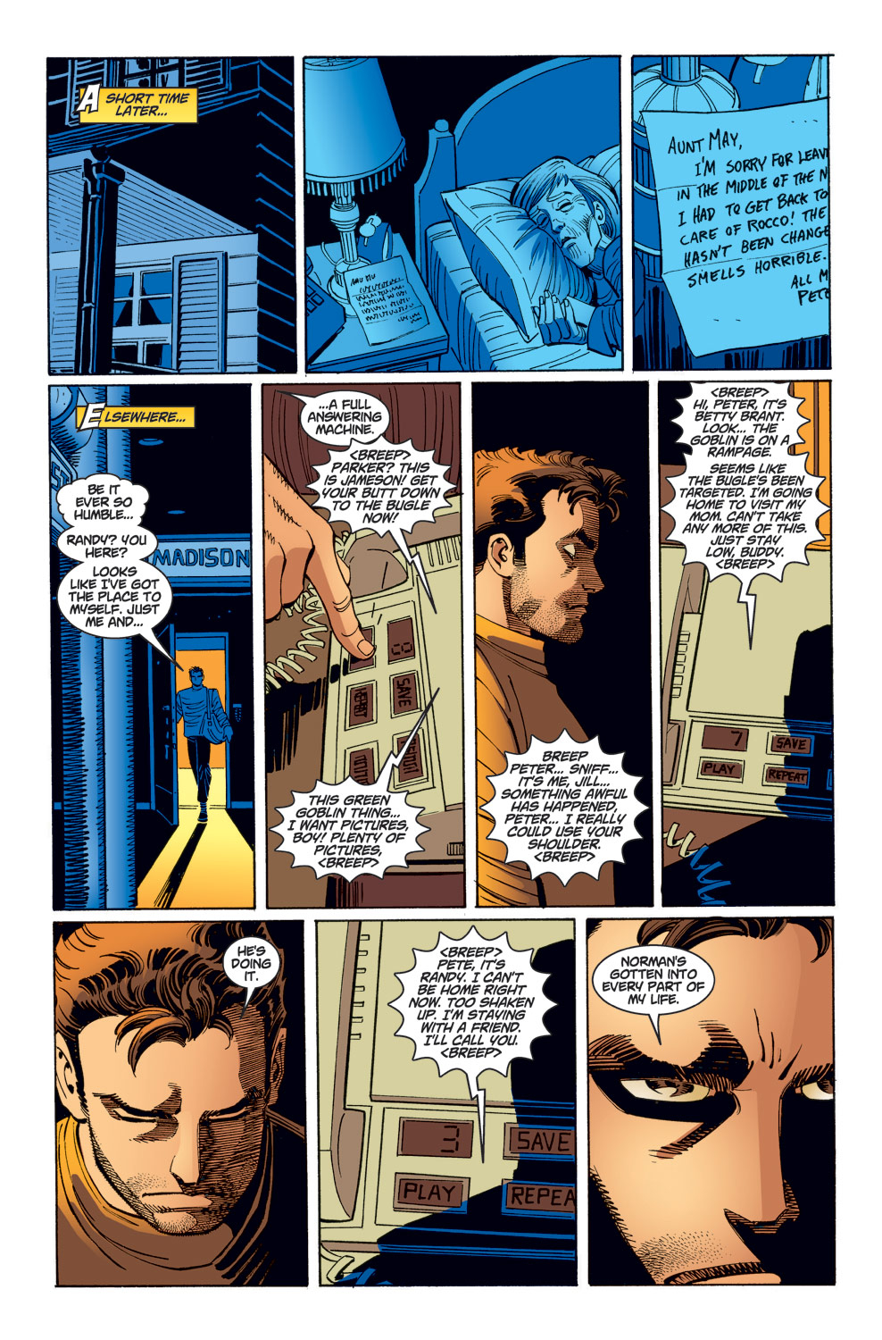 The Amazing Spider-Man (1999) 25 Page 27