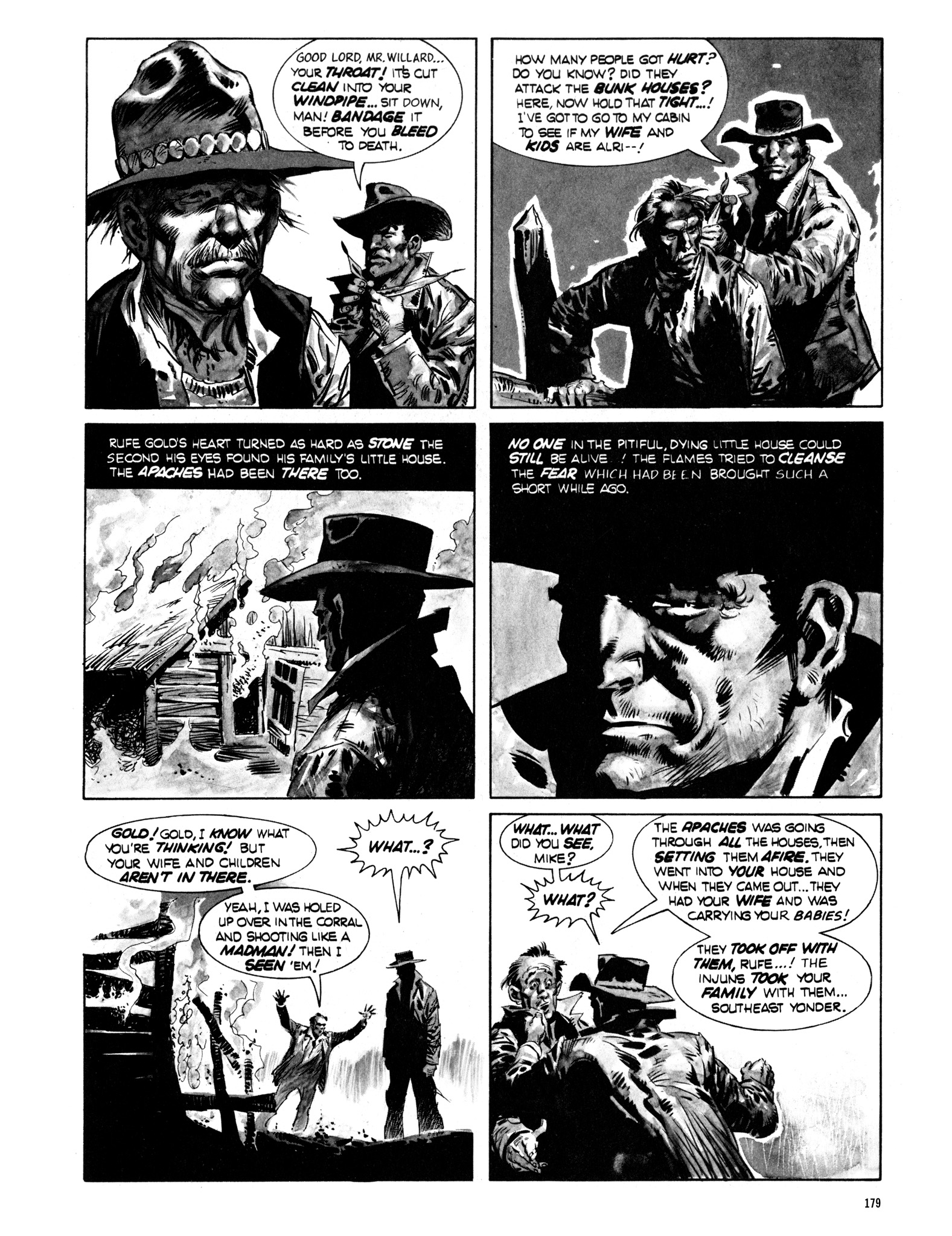 Read online Eerie Archives comic -  Issue # TPB 14 - 180