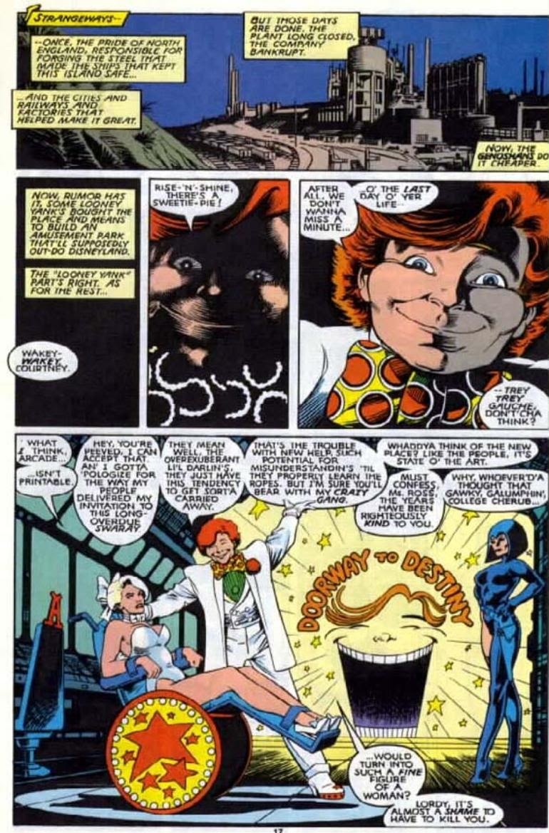 Excalibur (1988) issue 4 - Page 14