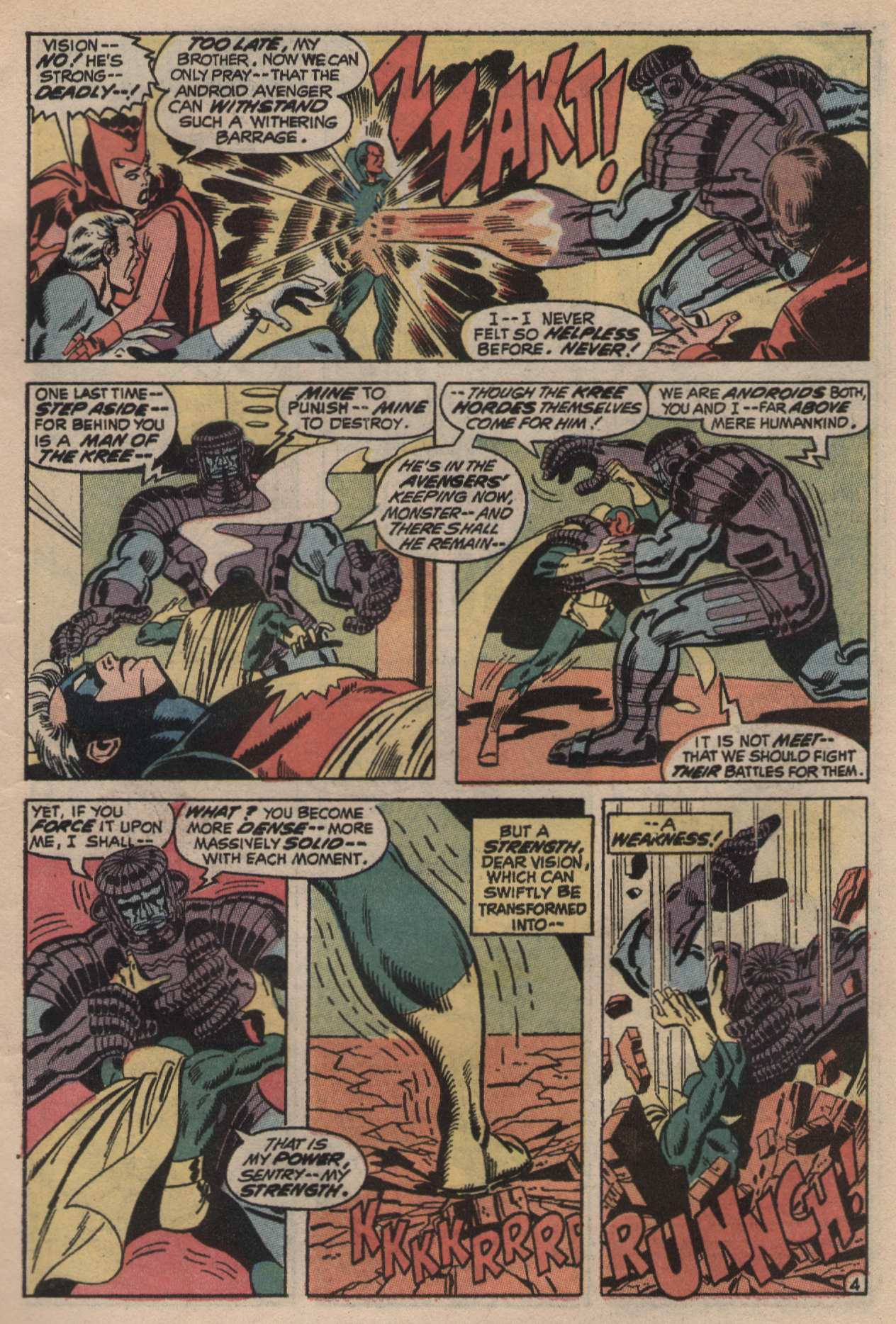 The Avengers (1963) 90 Page 4