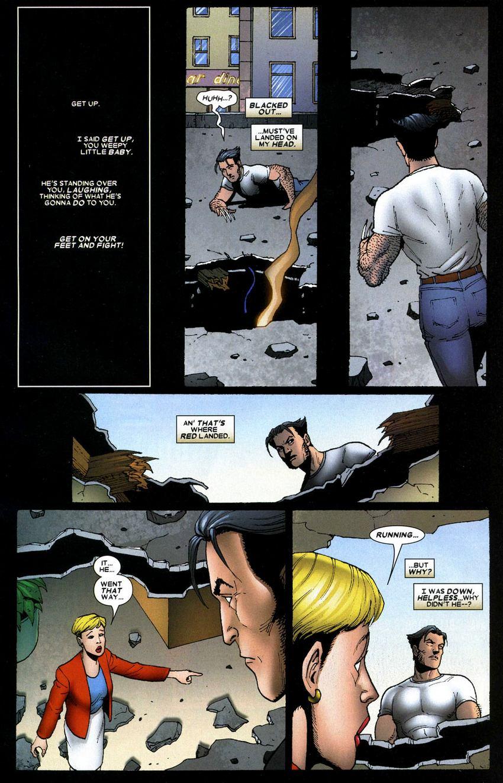 Read online Wolverine: Origins comic -  Issue #7 - 23