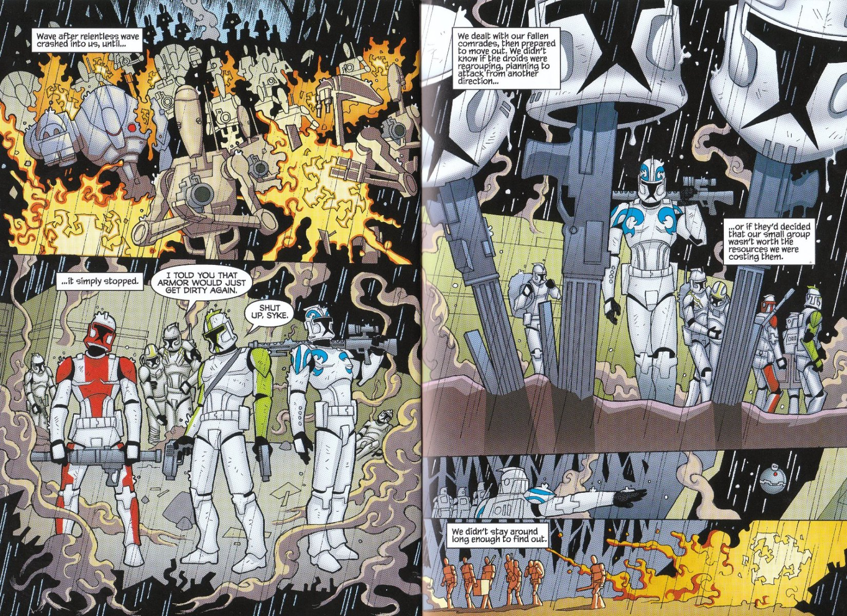 Read online Star Wars: The Clone Wars - The Enemy Within comic -  Issue # Full - 11
