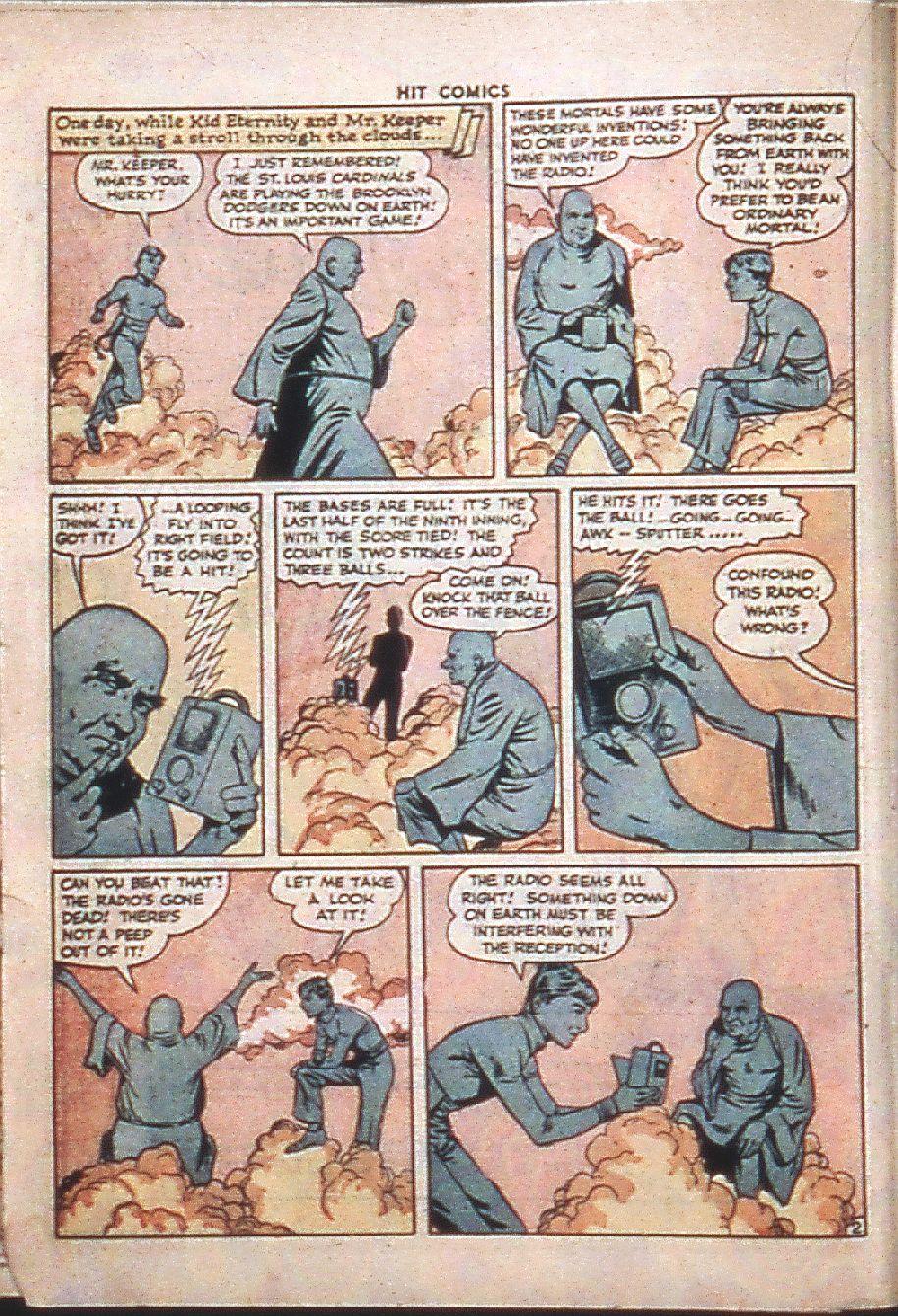 Read online Hit Comics comic -  Issue #37 - 4