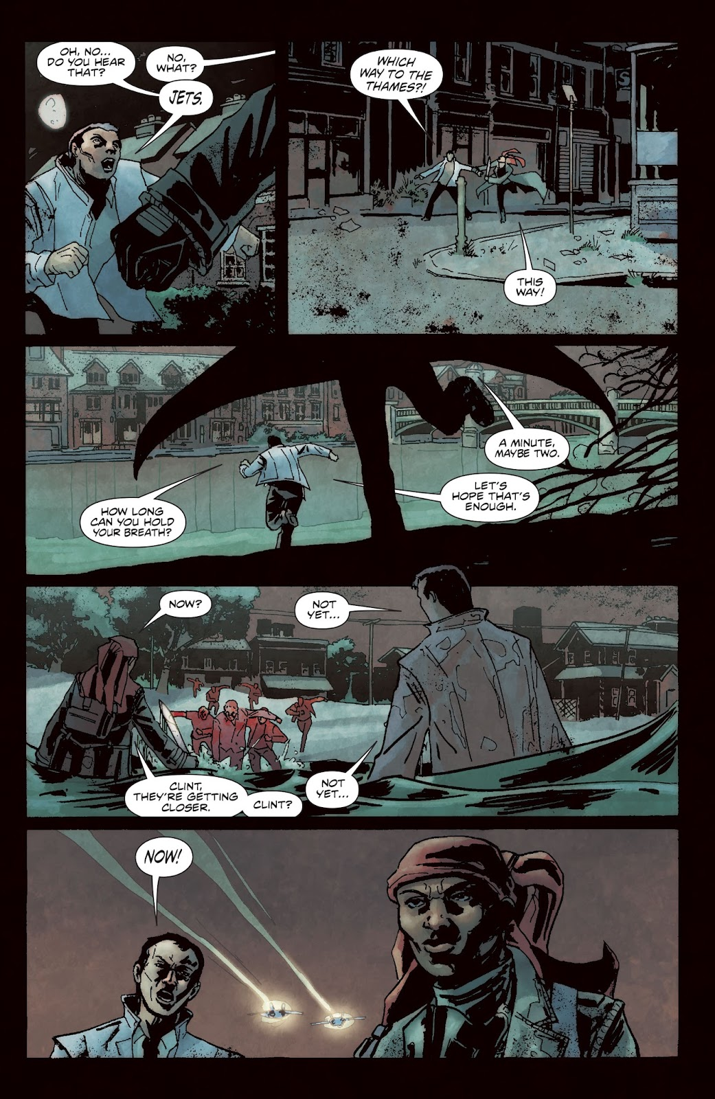 28 Days Later issue 23 - Page 22