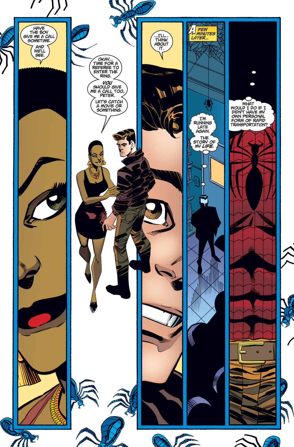The Amazing Spider-Man (1999) 20 Page 10